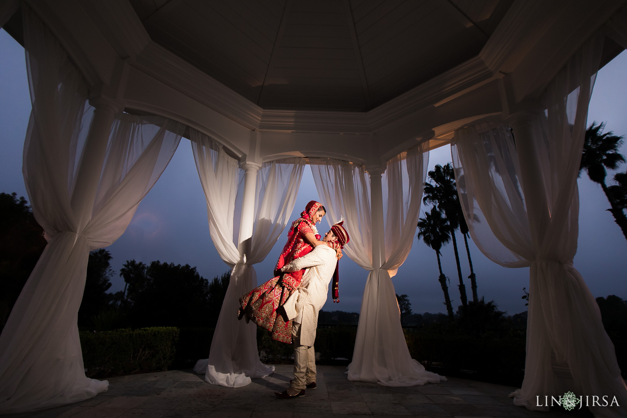 45 newport beach marriott hotel indian wedding ceremony photography