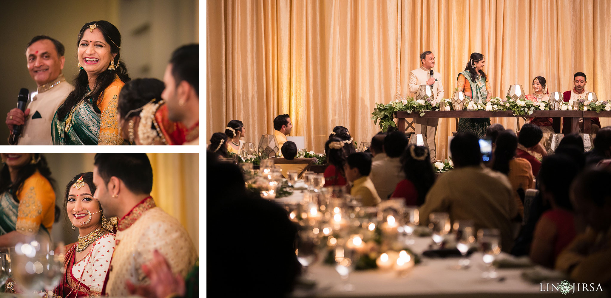54 hotel irvine indian wedding reception photography