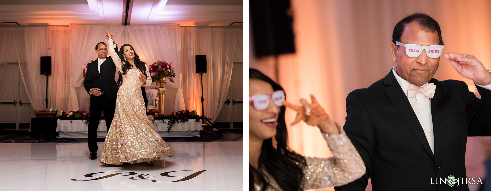 54 newport beach marriott hotel indian wedding reception photography
