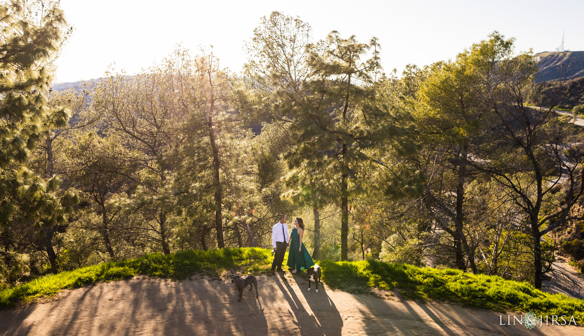 03 griffith park los angeles engagement photography