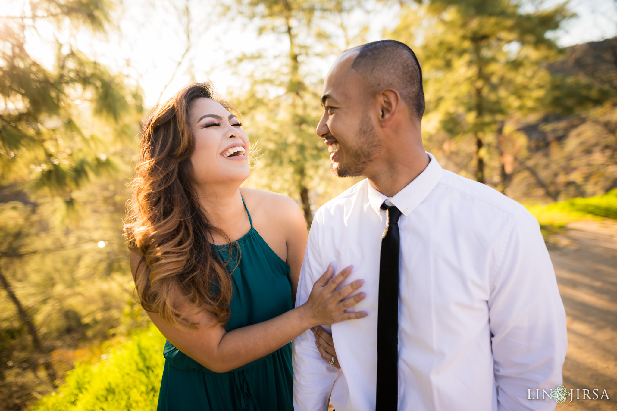 05 griffith park los angeles engagement photography