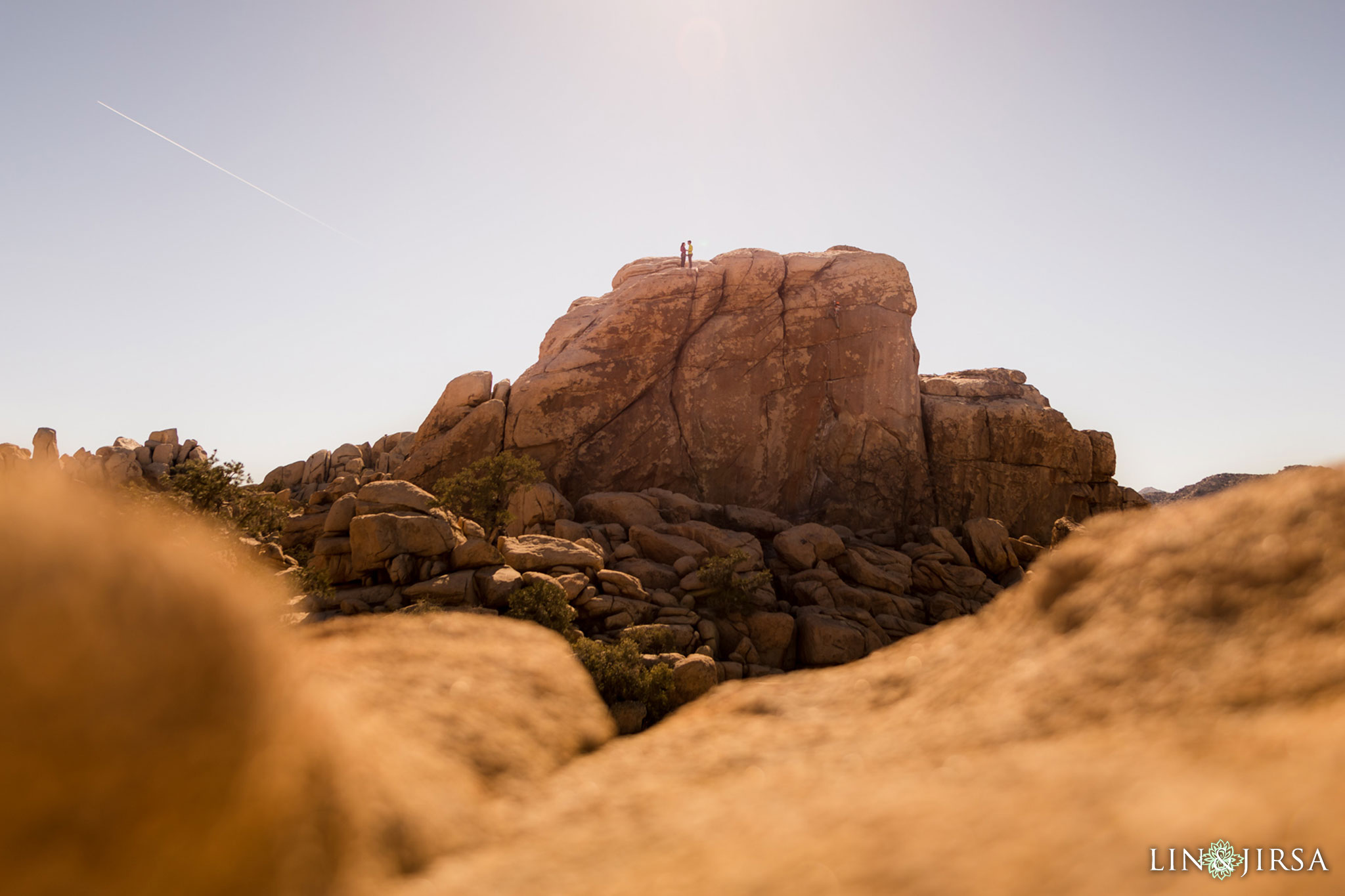 05 joshua tree national park engagement photography