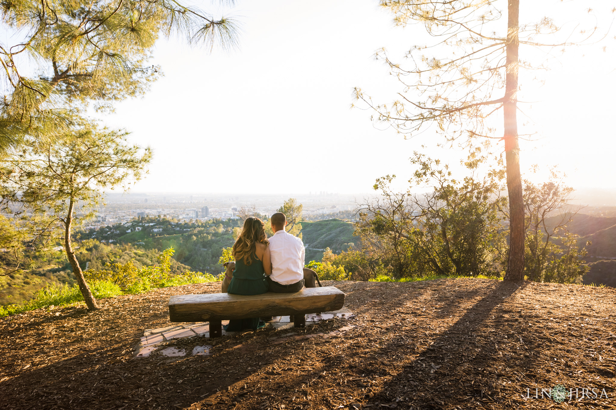 07 griffith park los angeles engagement photography