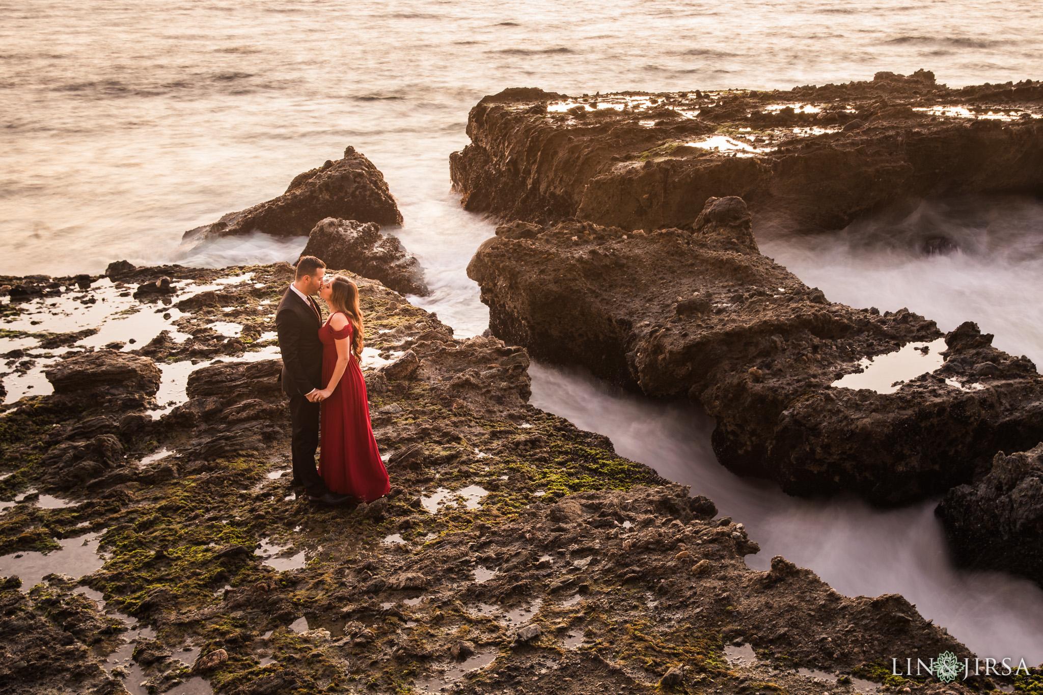 08 laguna beach engagement photography