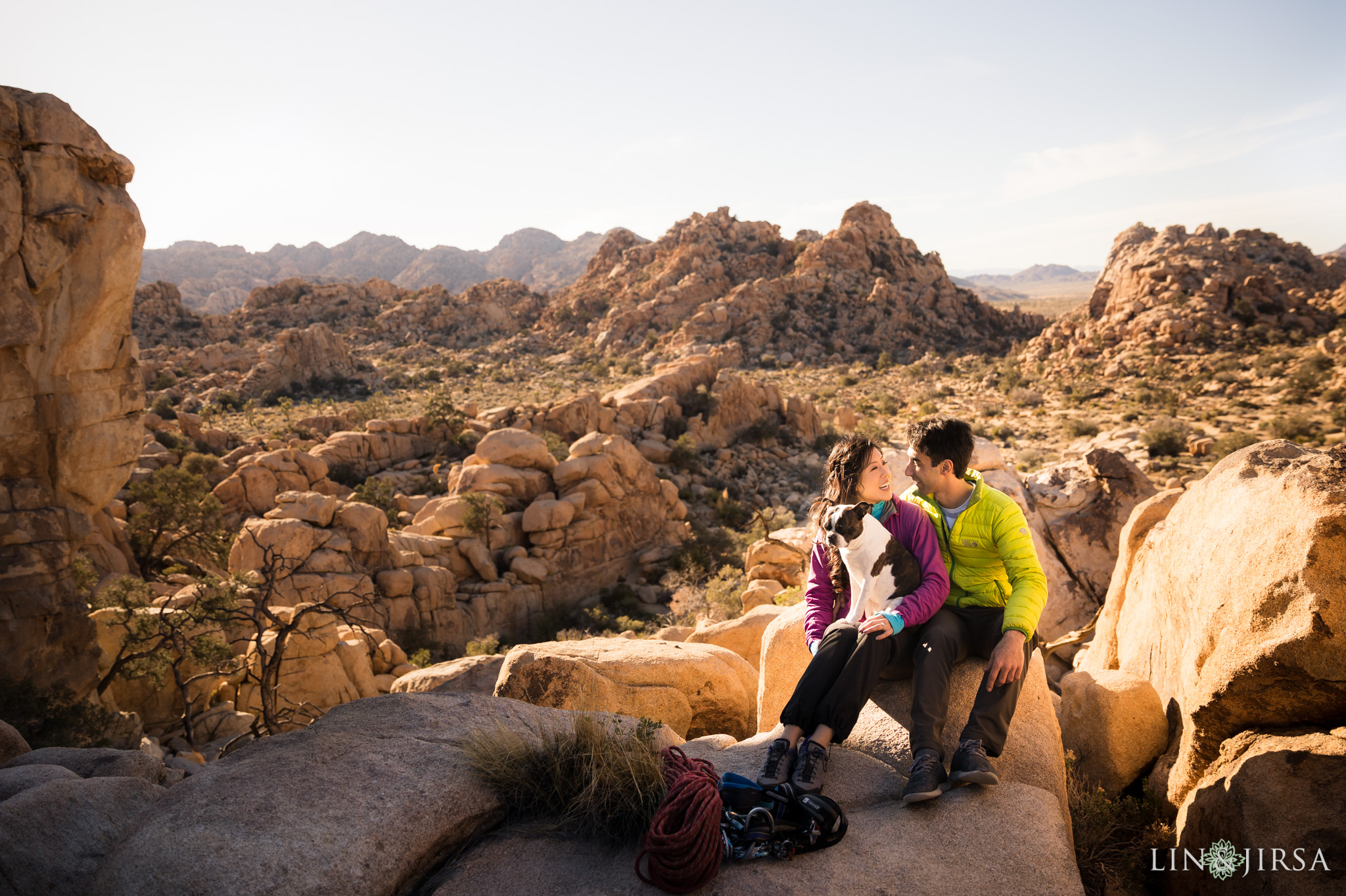 11 joshua tree national park engagement photography