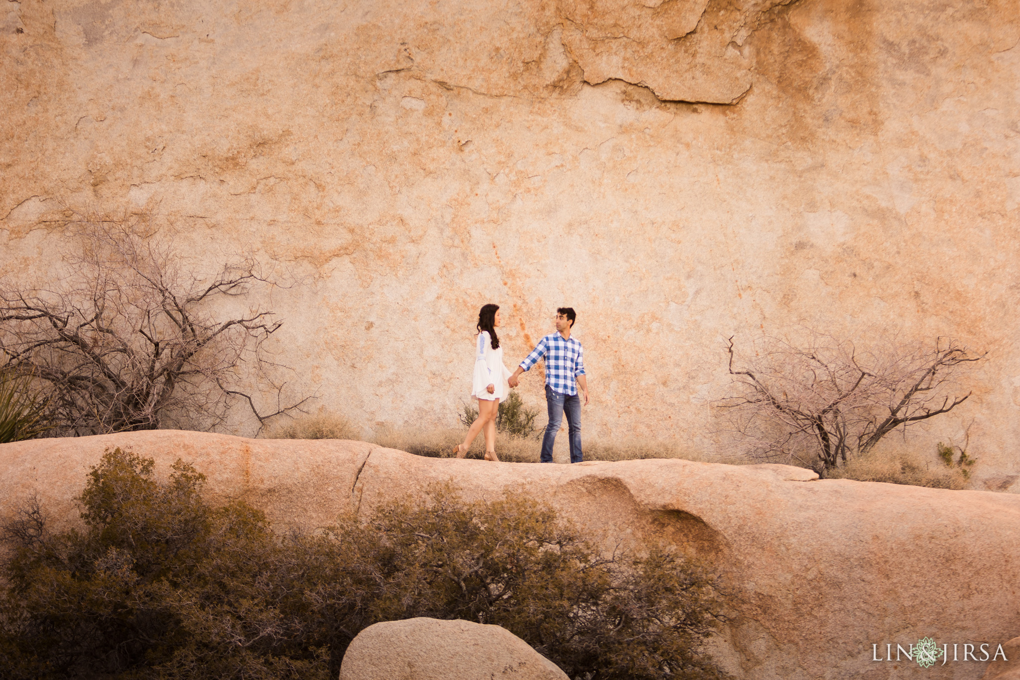 15 joshua tree national park engagement photography
