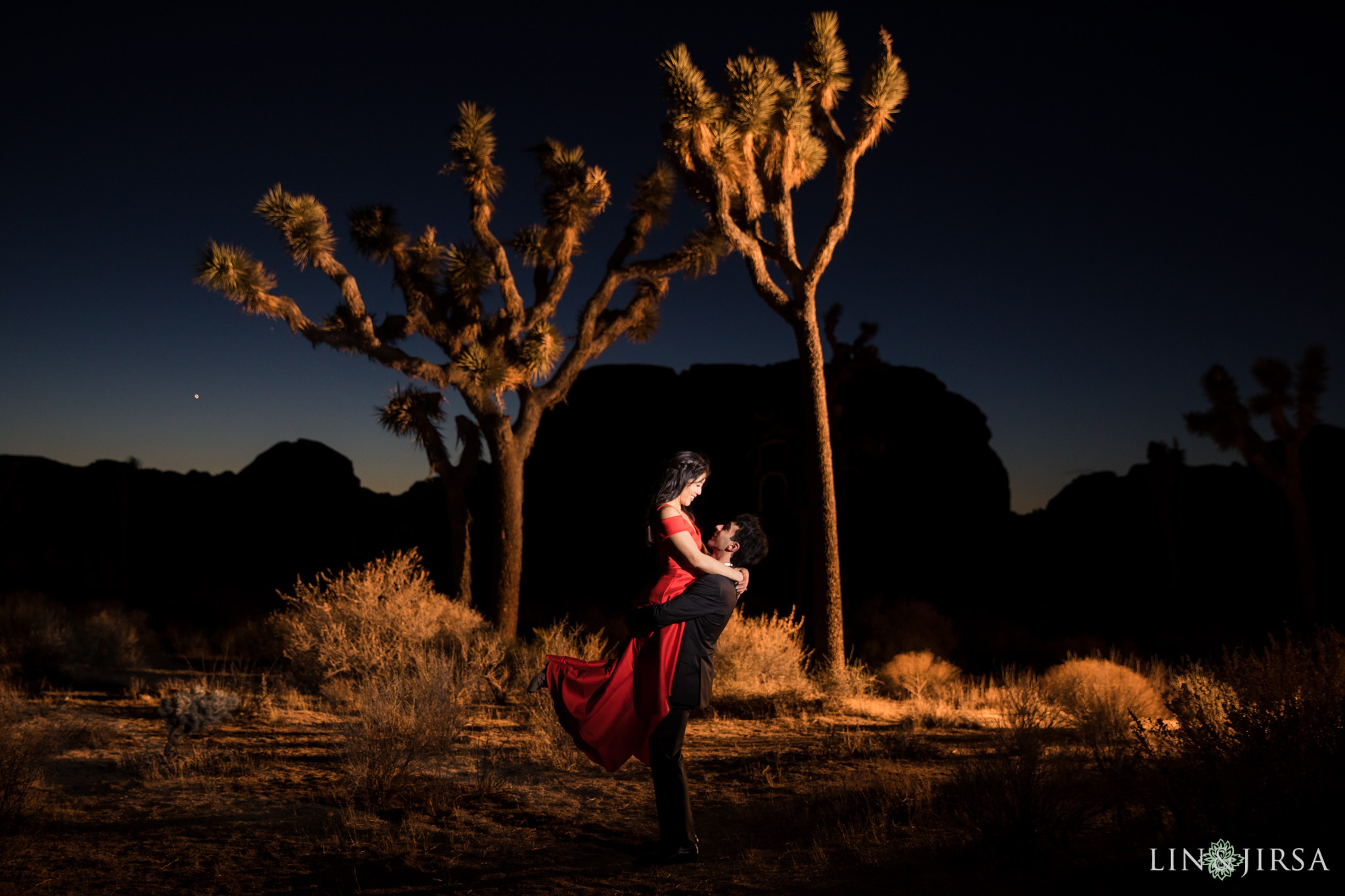 19 joshua tree national park engagement photography