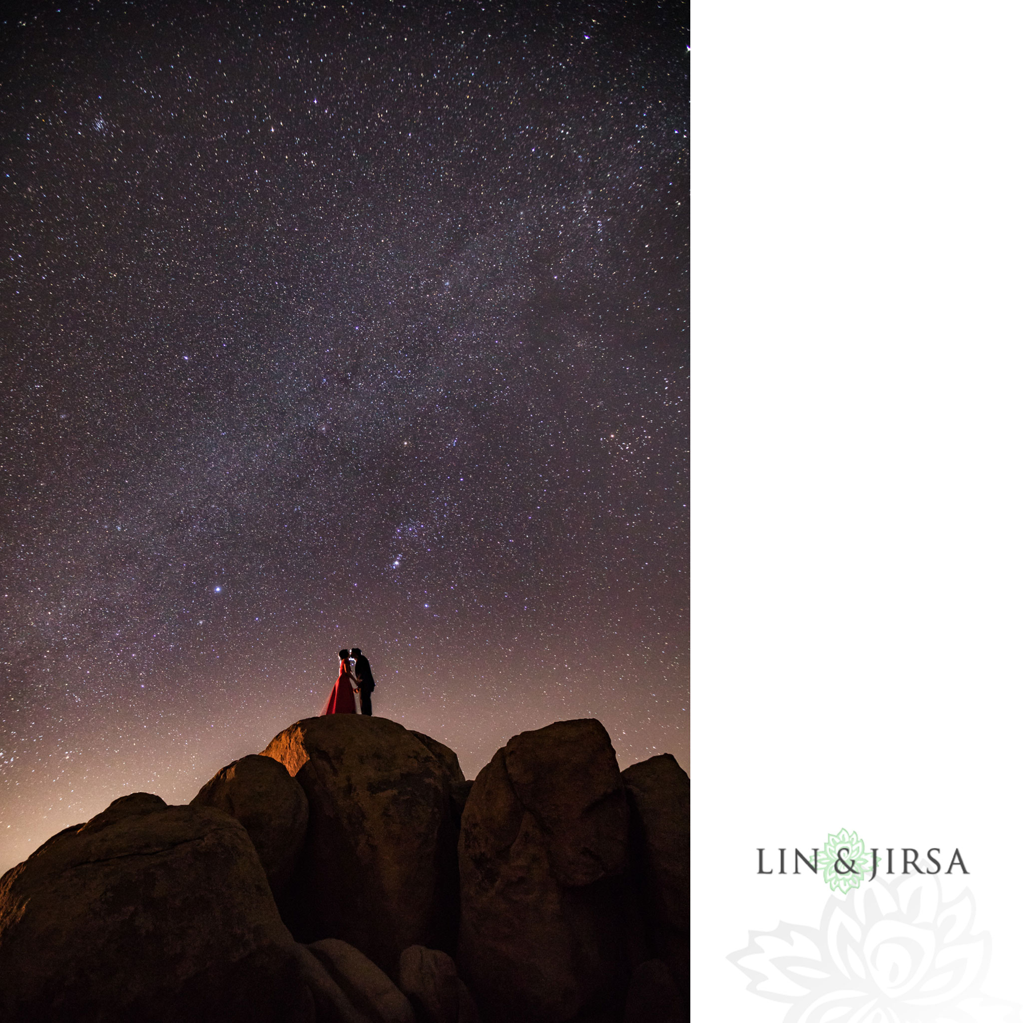 20 joshua tree national park milky way stars engagement photography