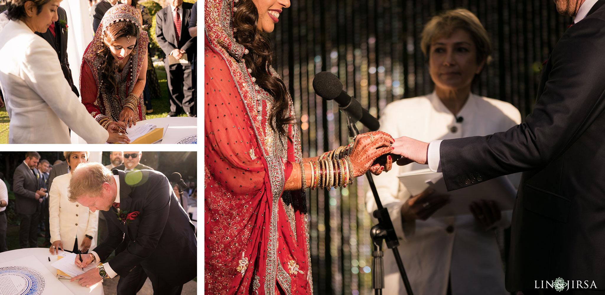 27 altadena town country club pakistani nikah wedding ceremony photography