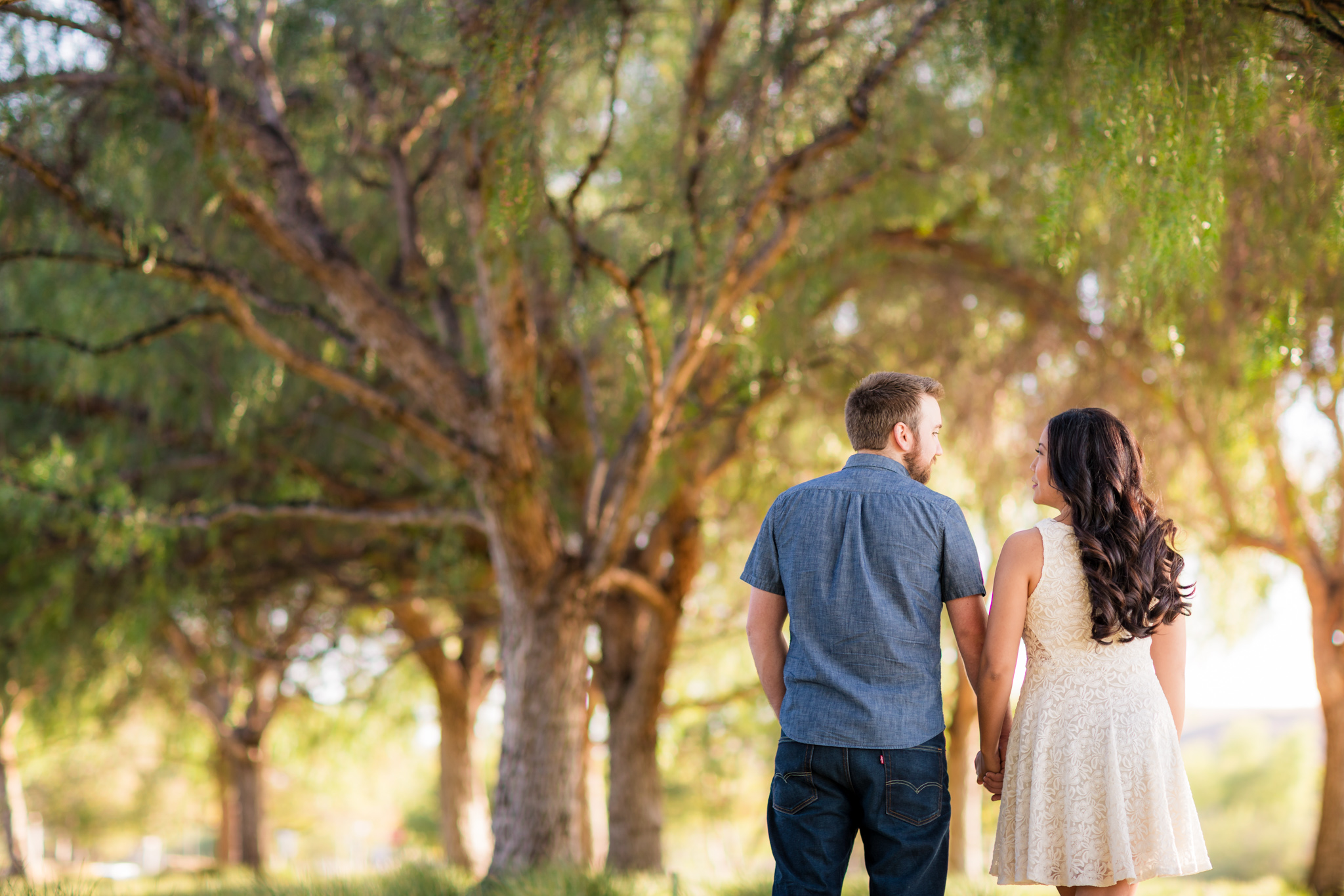01 quail hill orange county engagement photography