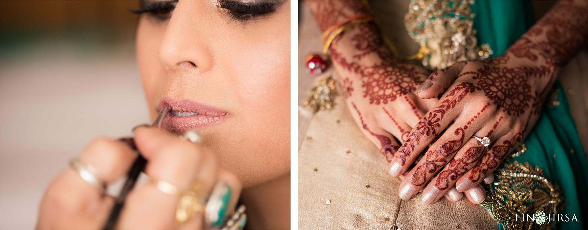 02 pasea hotel and spa huntington beach indian bride wedding photography