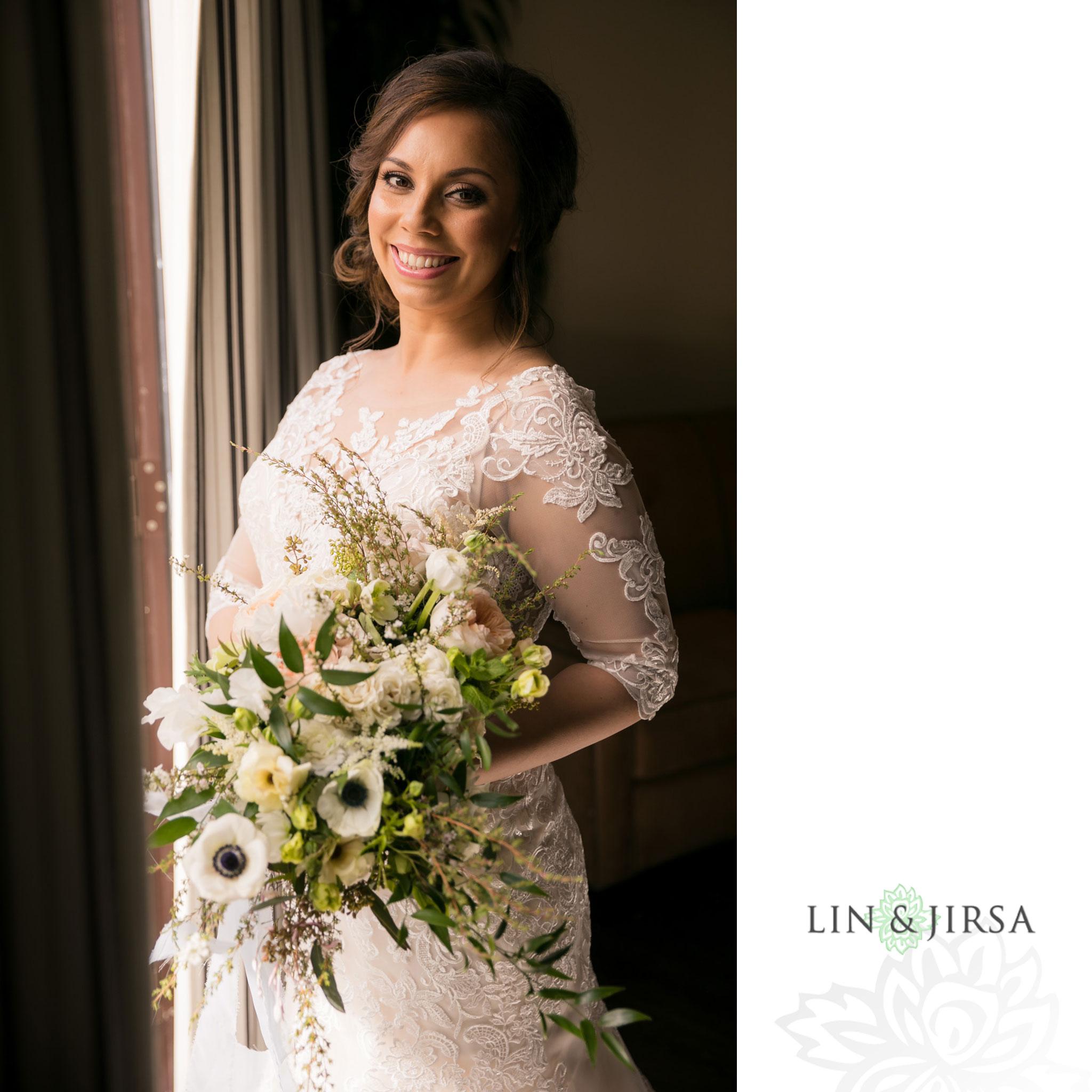03 estancia la jolla hotel and spa bride wedding photography