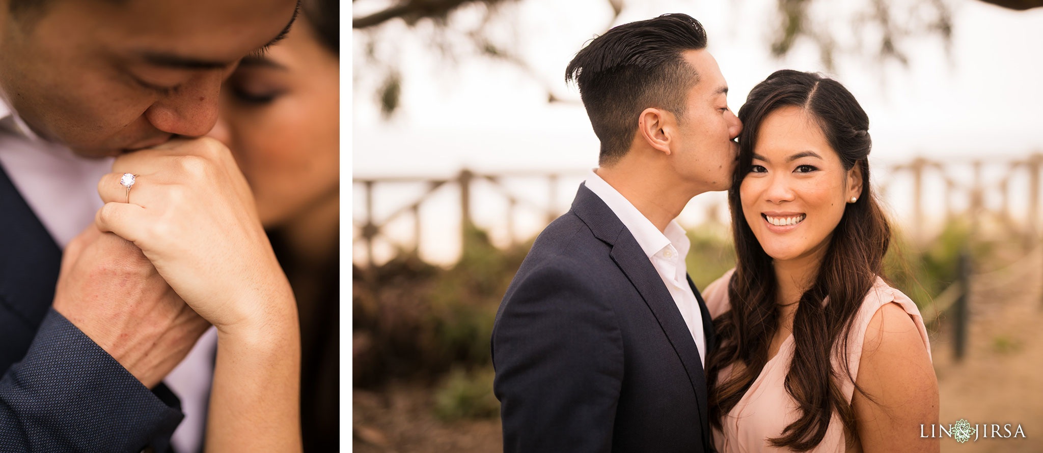 04 santa monica pier engagement photography