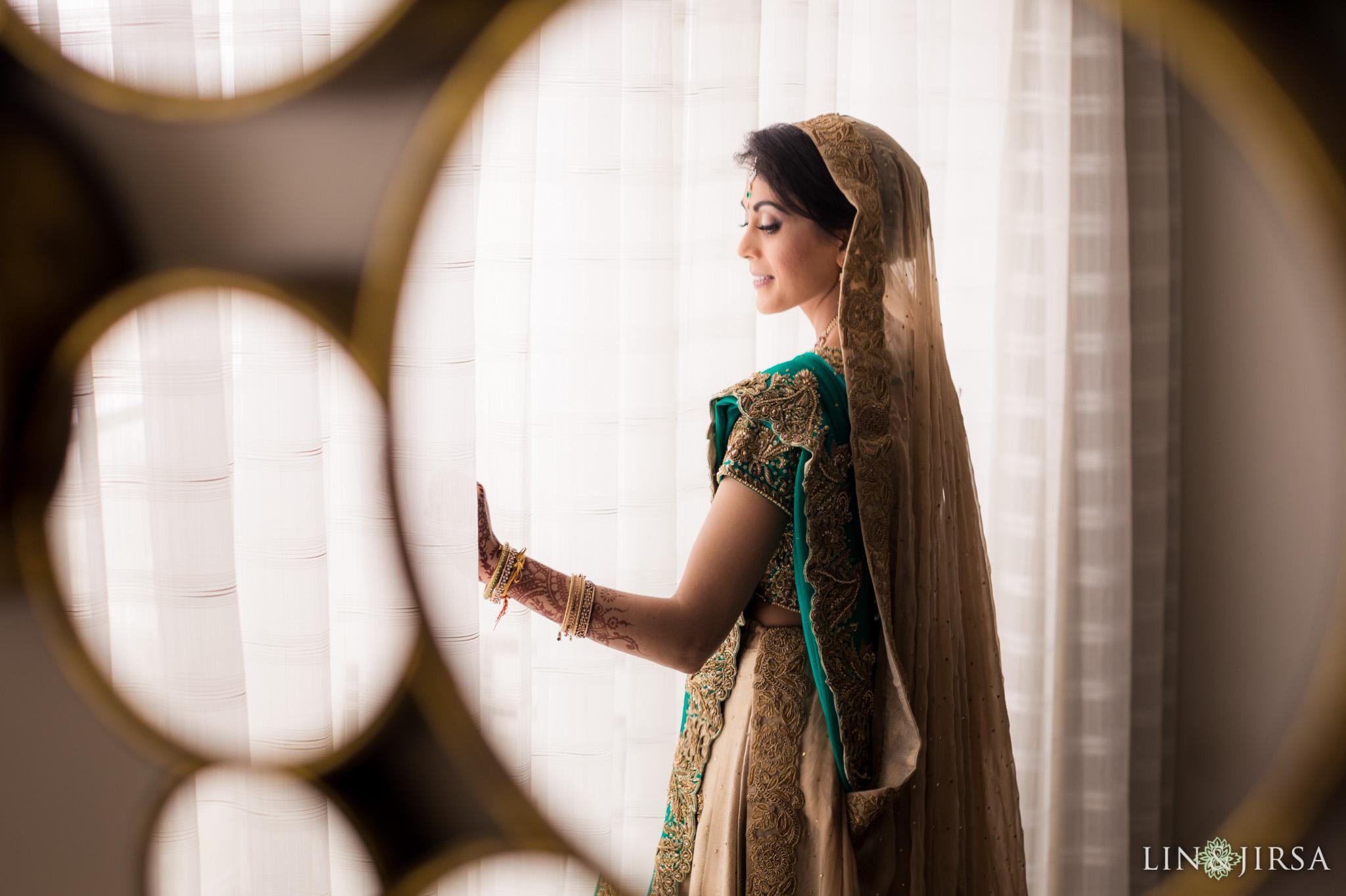 05 pasea hotel and spa huntington beach indian bride wedding photography