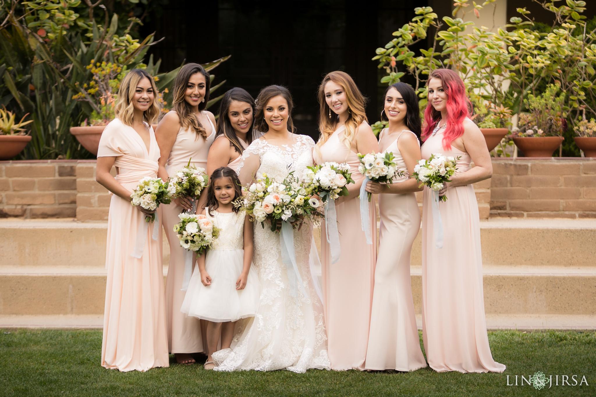 07 estancia la jolla hotel and spa bridesmaids wedding photography