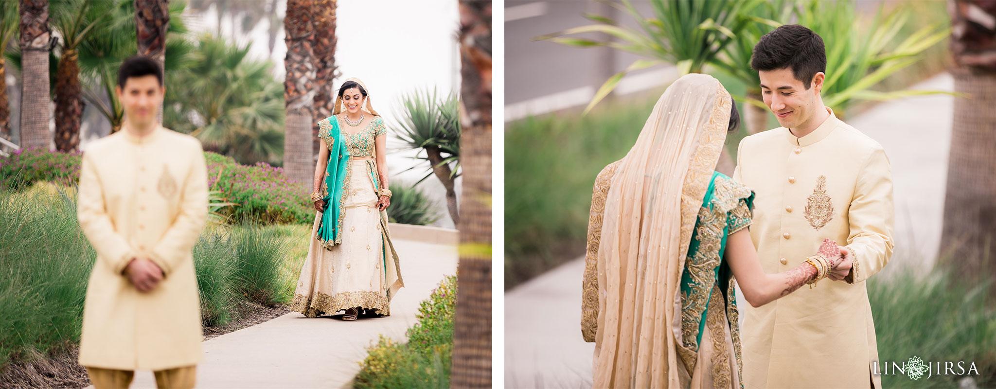 11 pasea hotel and spa huntington beach indian wedding photography