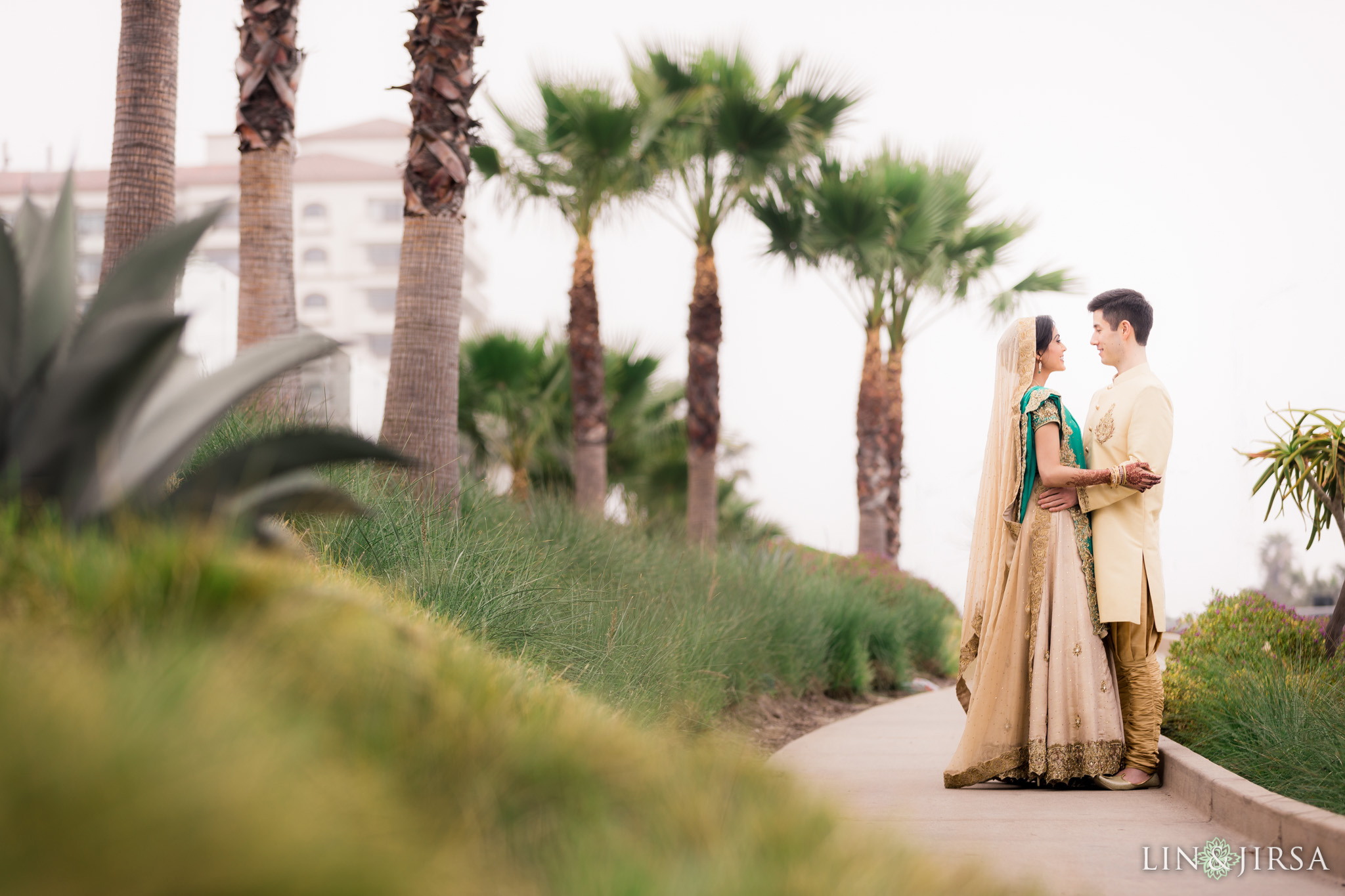 13 pasea hotel and spa huntington beach indian wedding photography