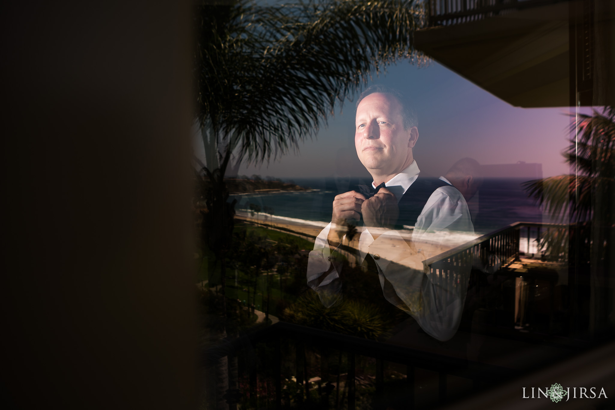 13 ritz carlton dana point wedding groom photography