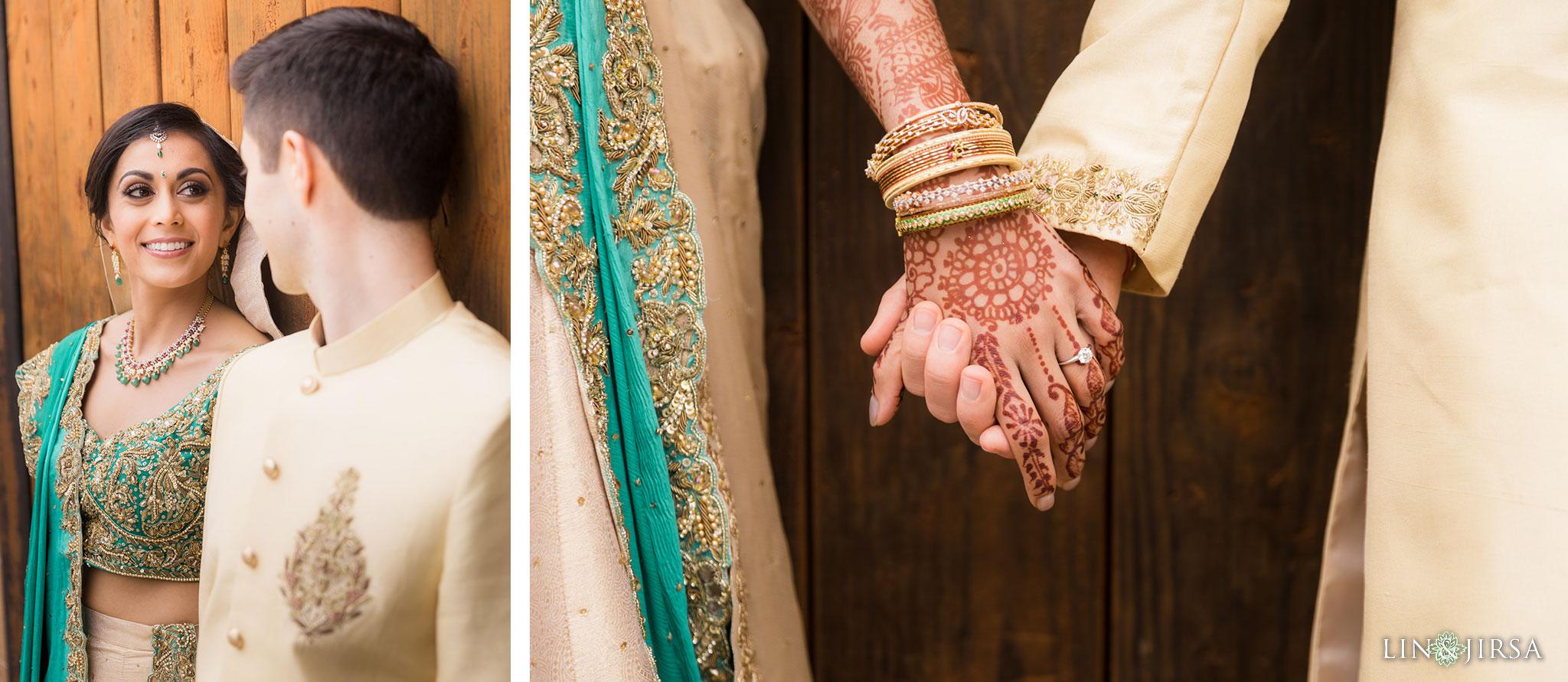 14 pasea hotel and spa huntington beach indian wedding photography