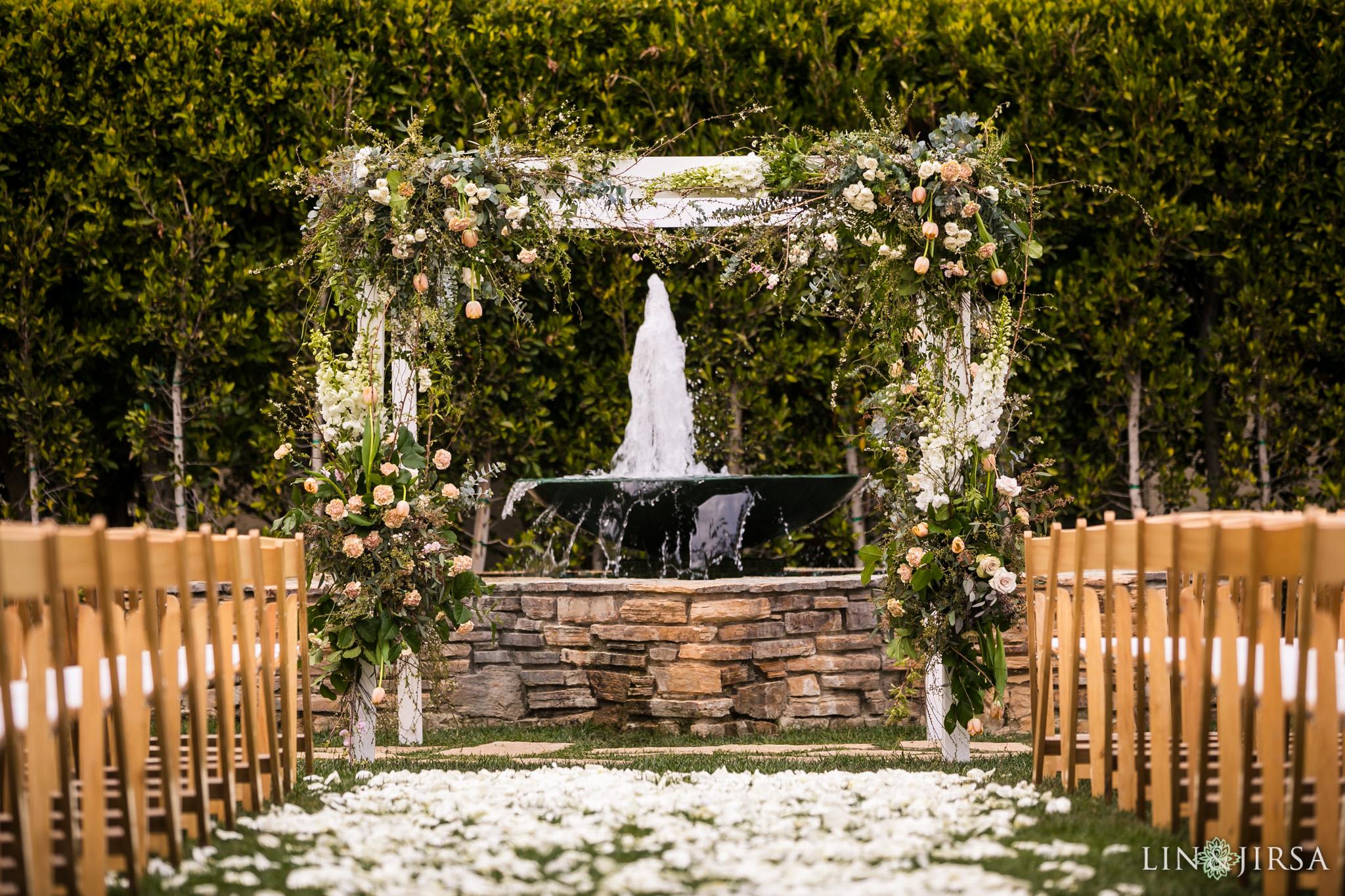 15 estancia la jolla hotel and spa wedding ceremony photography