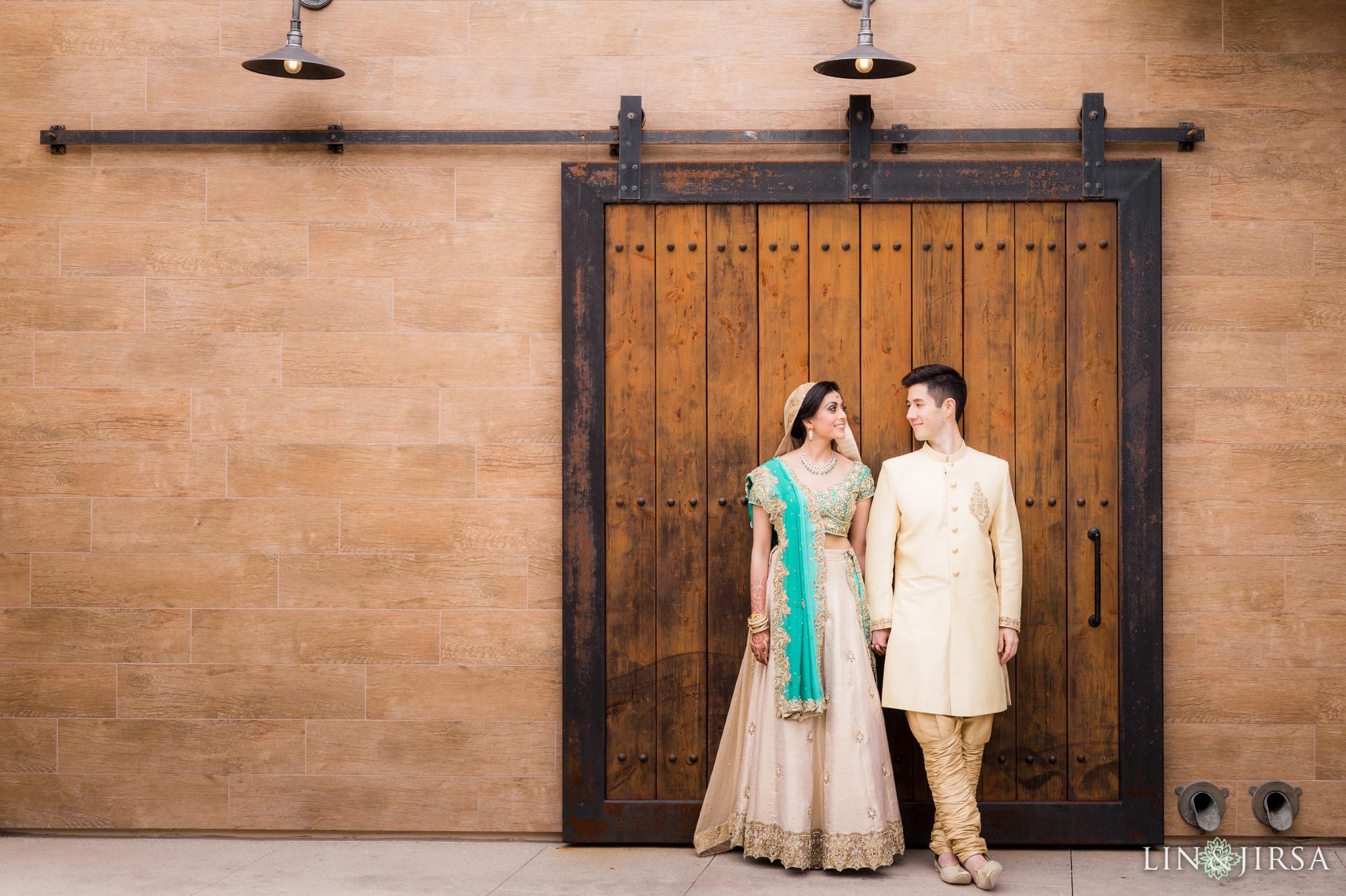 15 pasea hotel and spa huntington beach indian wedding photography