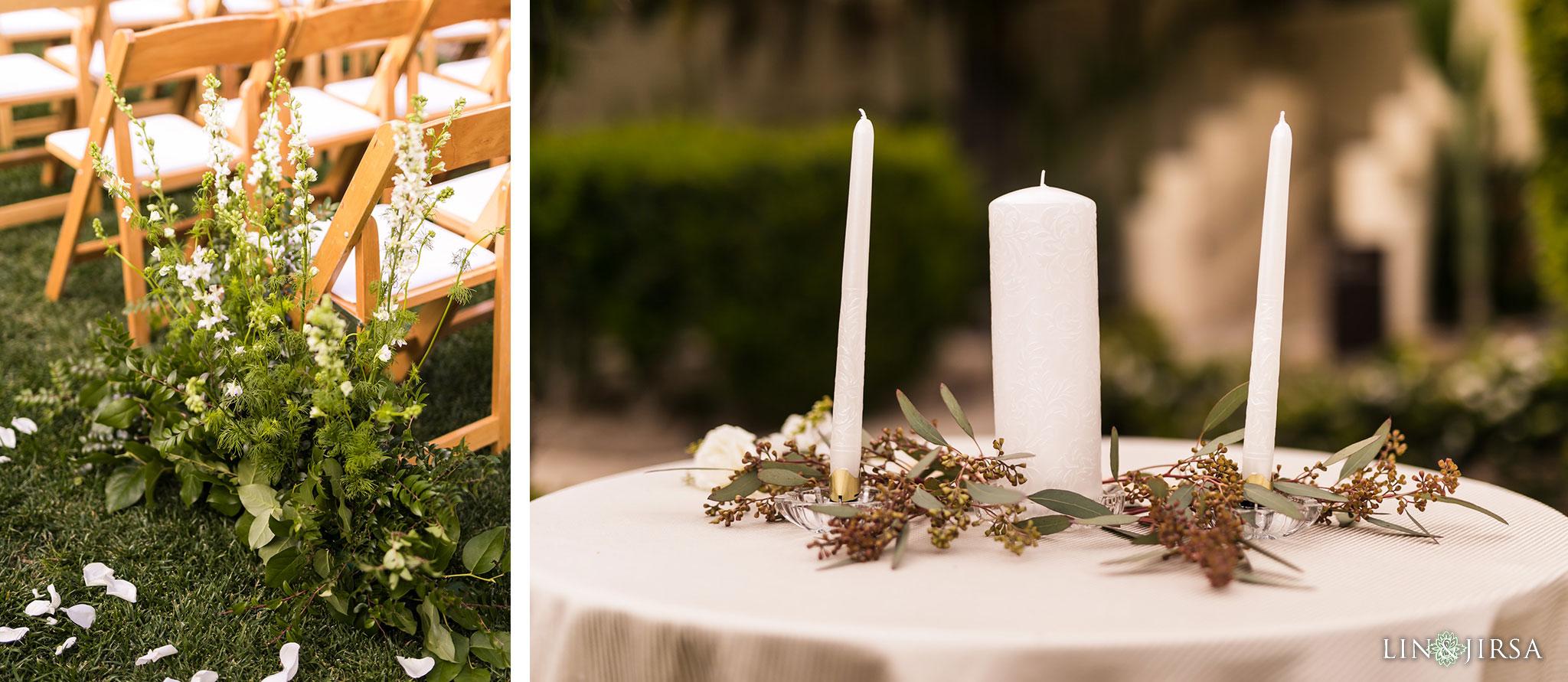 16 estancia la jolla hotel and spa wedding ceremony photography