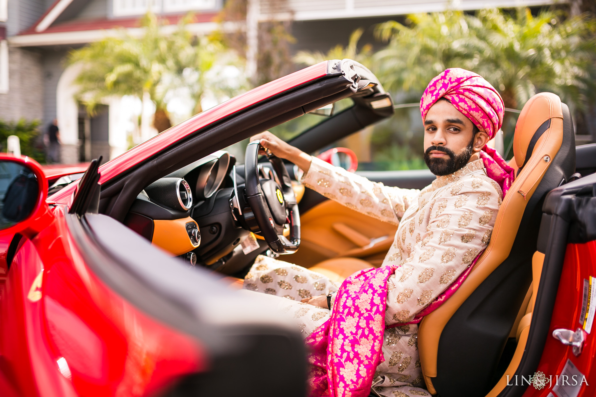 16 laguna cliffs marriott muslim groom ferrari wedding photography