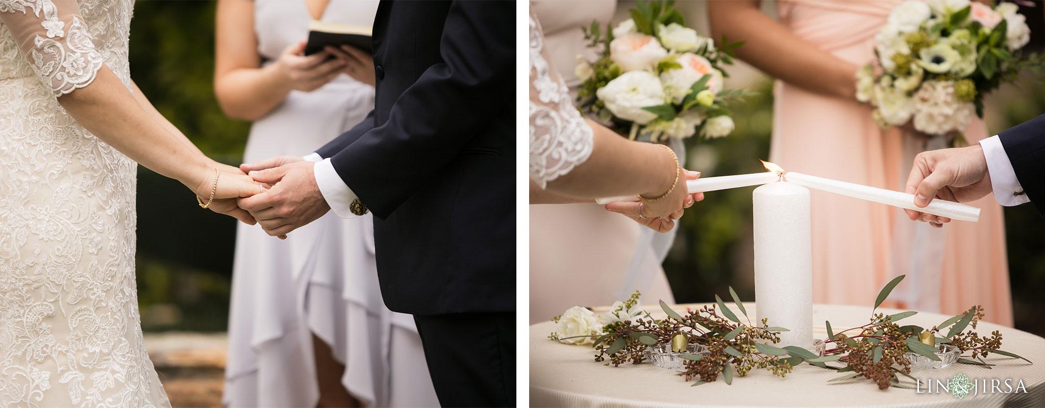 19 estancia la jolla hotel and spa wedding ceremony photography