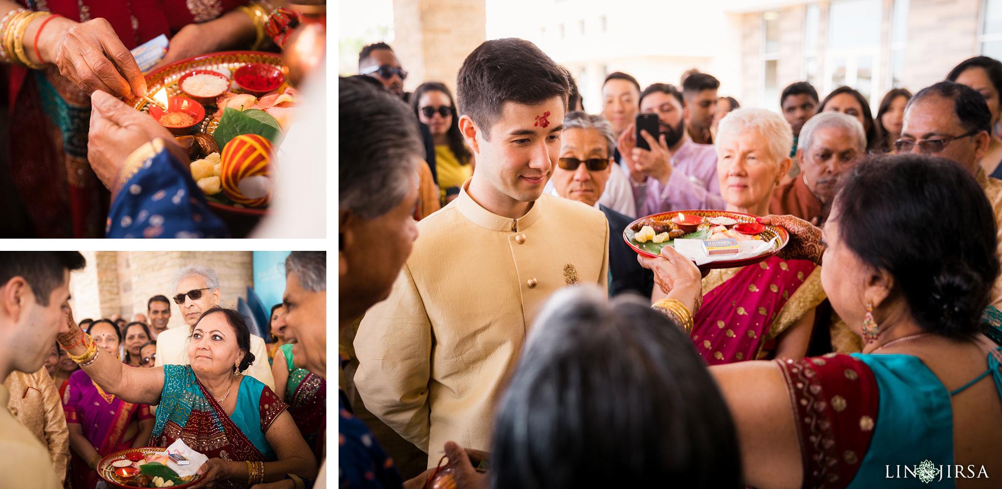19 pasea hotel and spa huntington beach indian wedding baraat photography