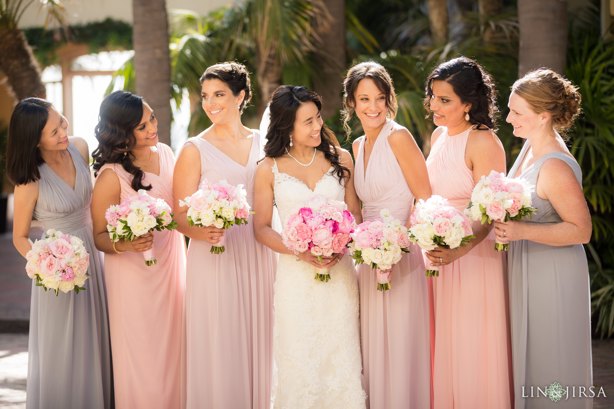 21 ritz carlton dana point wedding bridesmaids photography