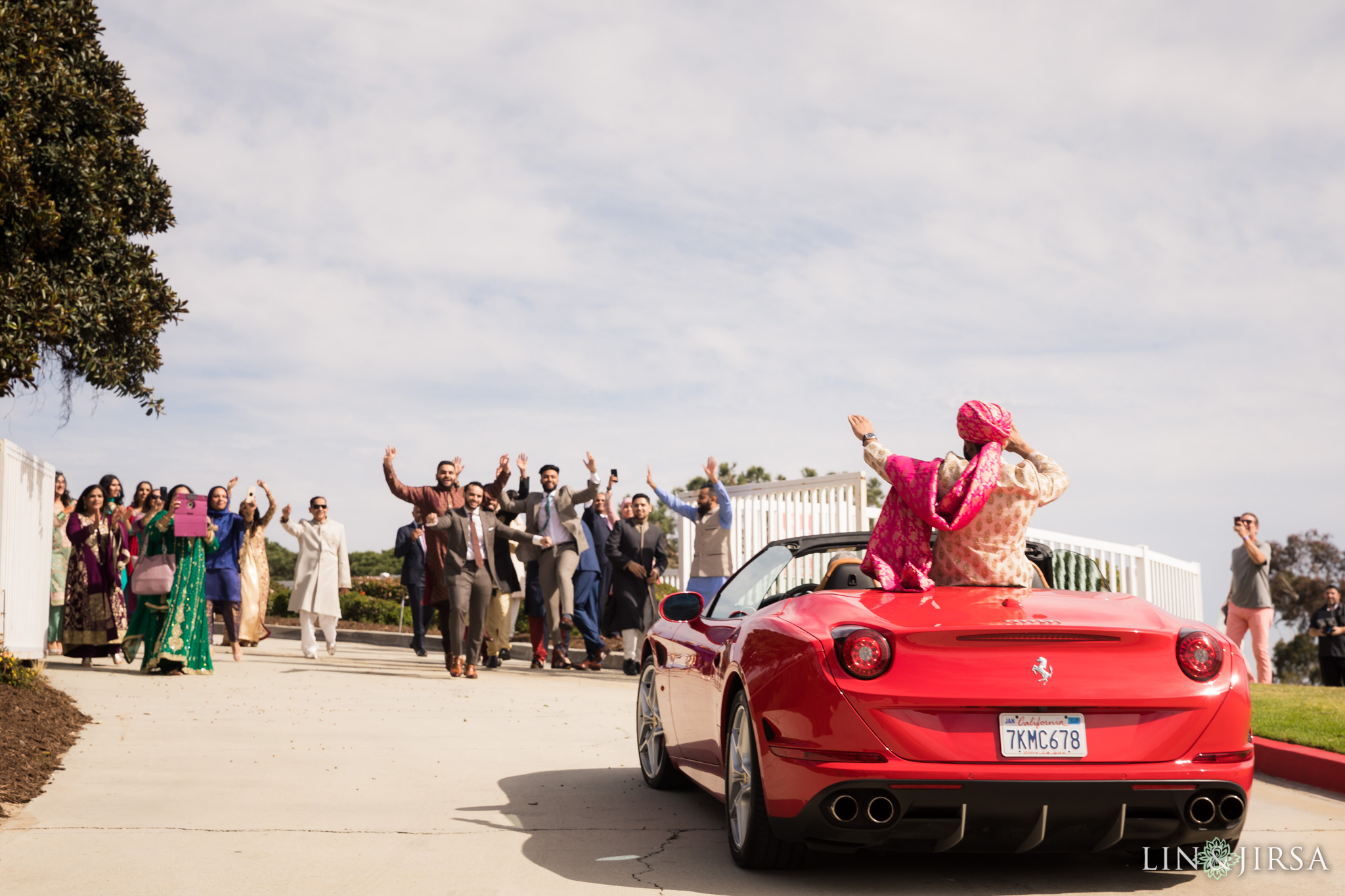 23 laguna cliffs marriott muslim baraat wedding photography