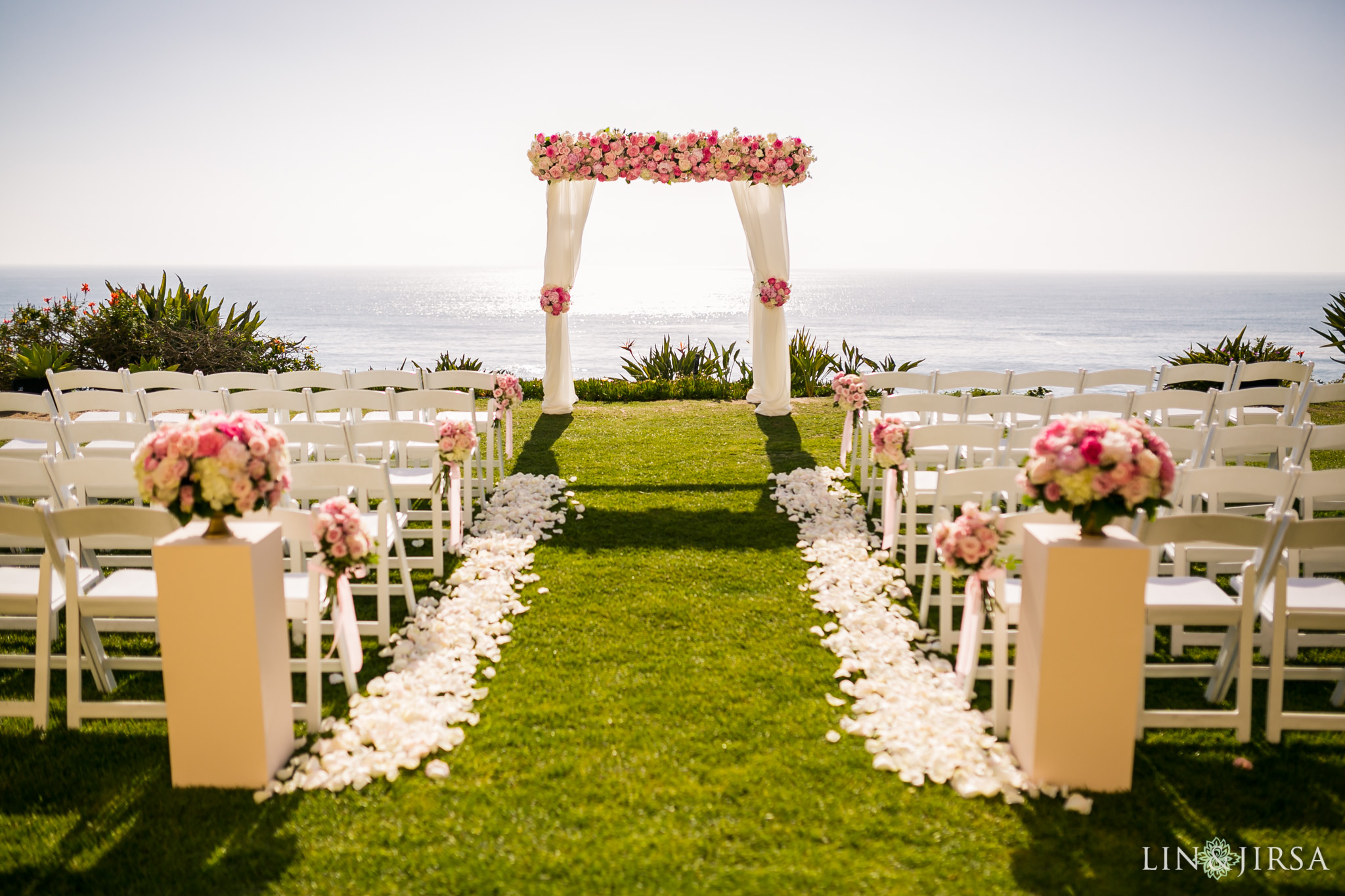 23 ritz carlton dana point wedding ceremony photography