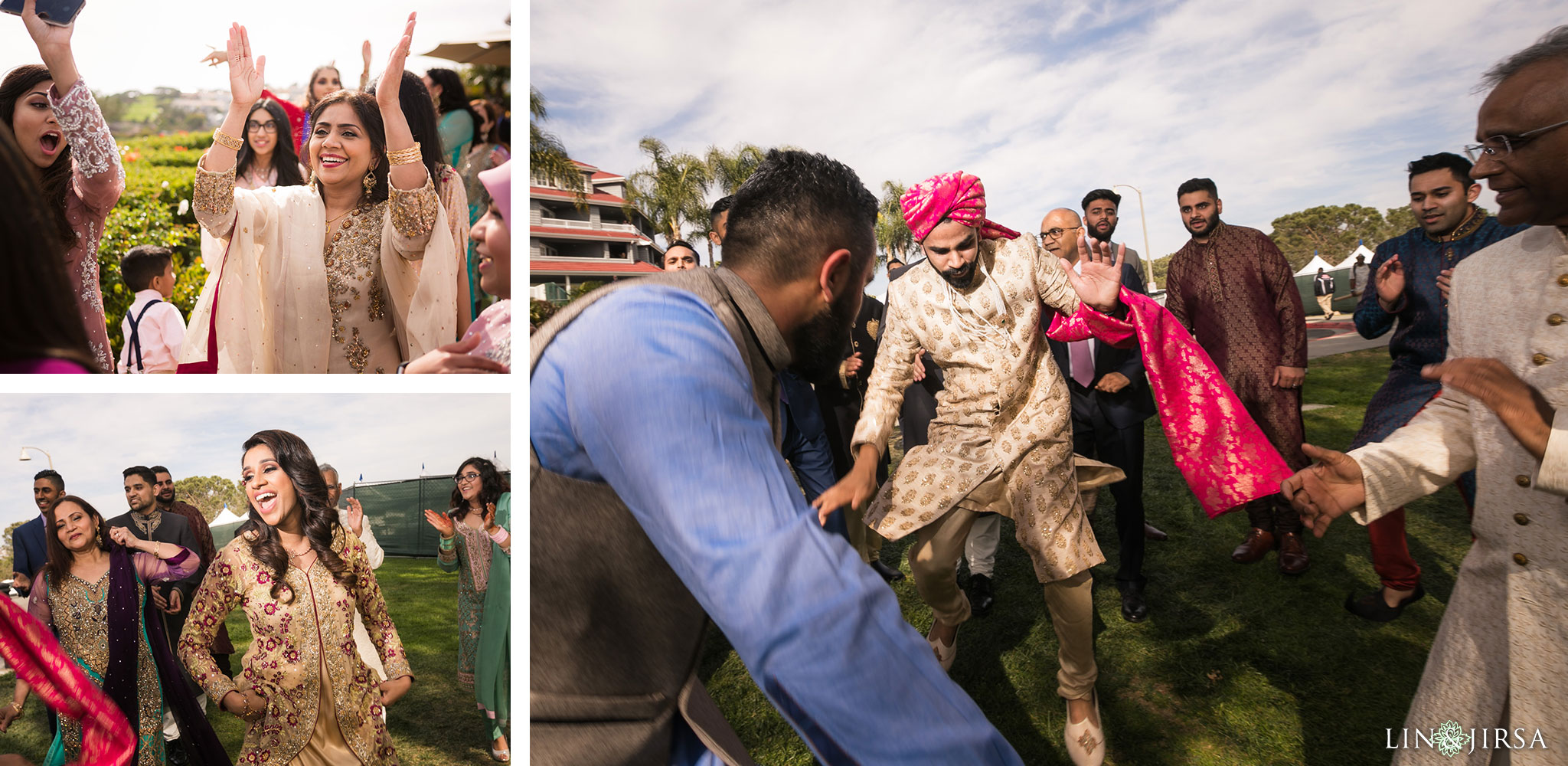 24 laguna cliffs marriott muslim baraat wedding photography