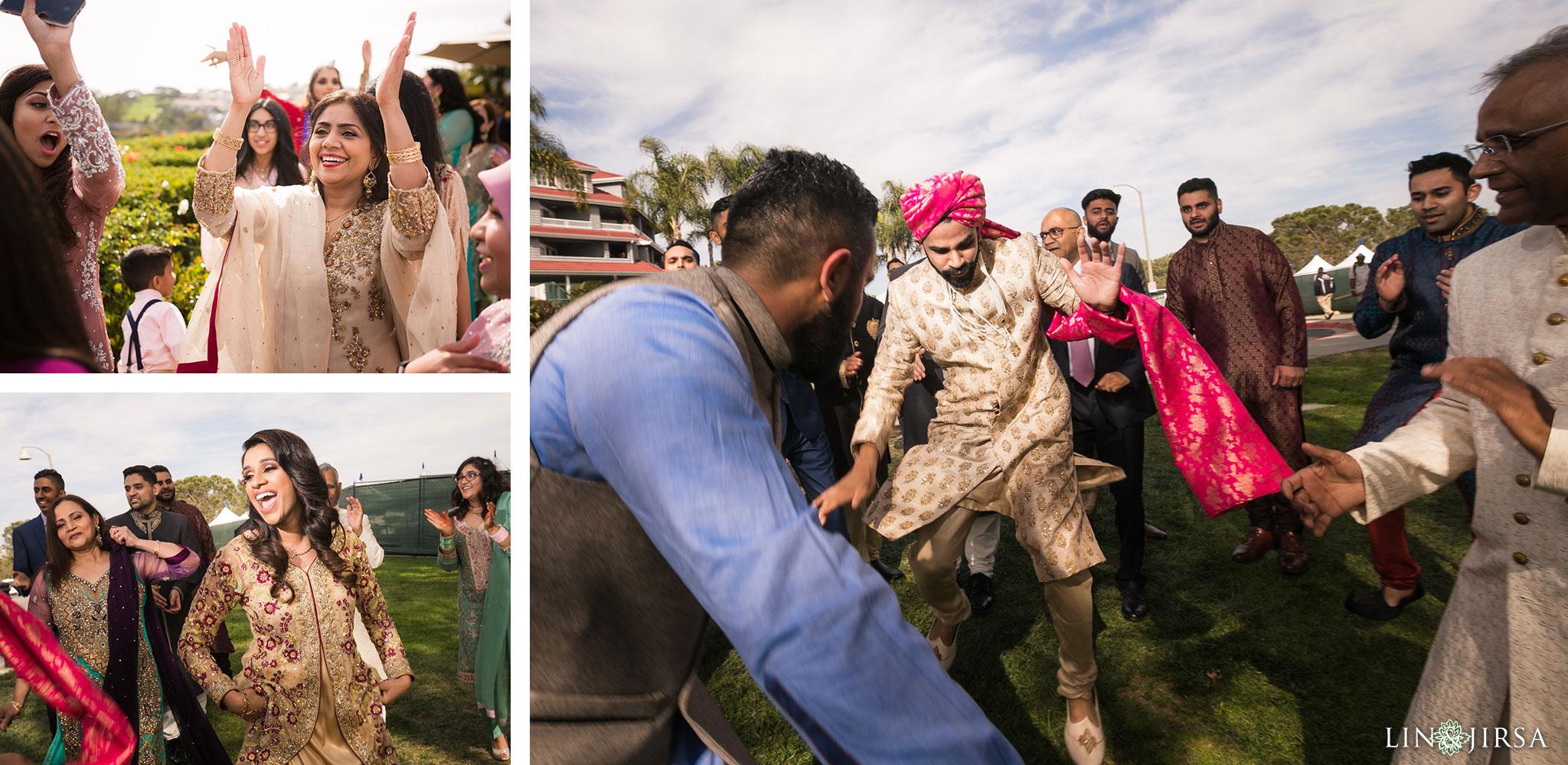 24 laguna cliffs marriott muslim baraat wedding photography