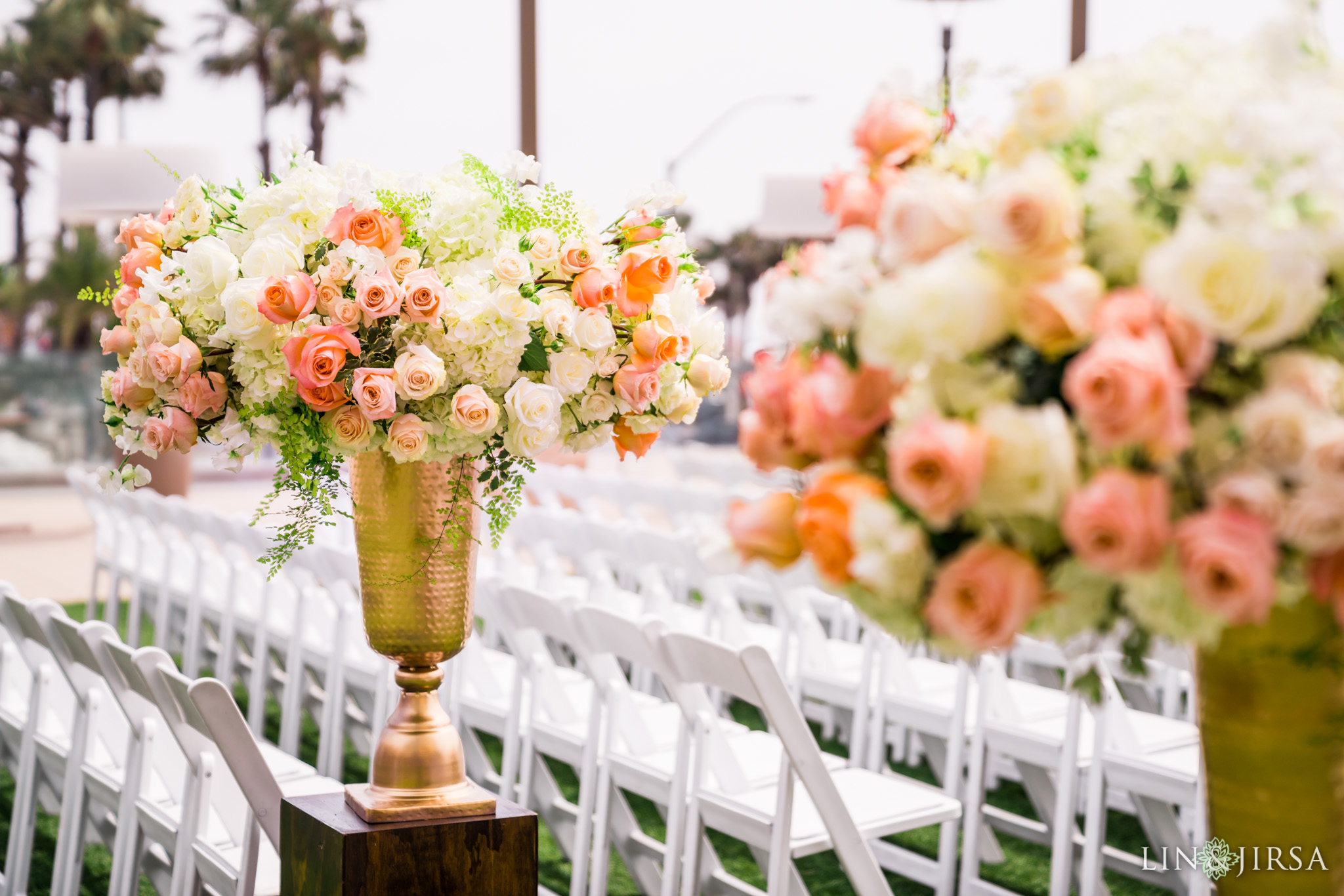24 pasea hotel and spa huntington beach indian wedding ceremony photography