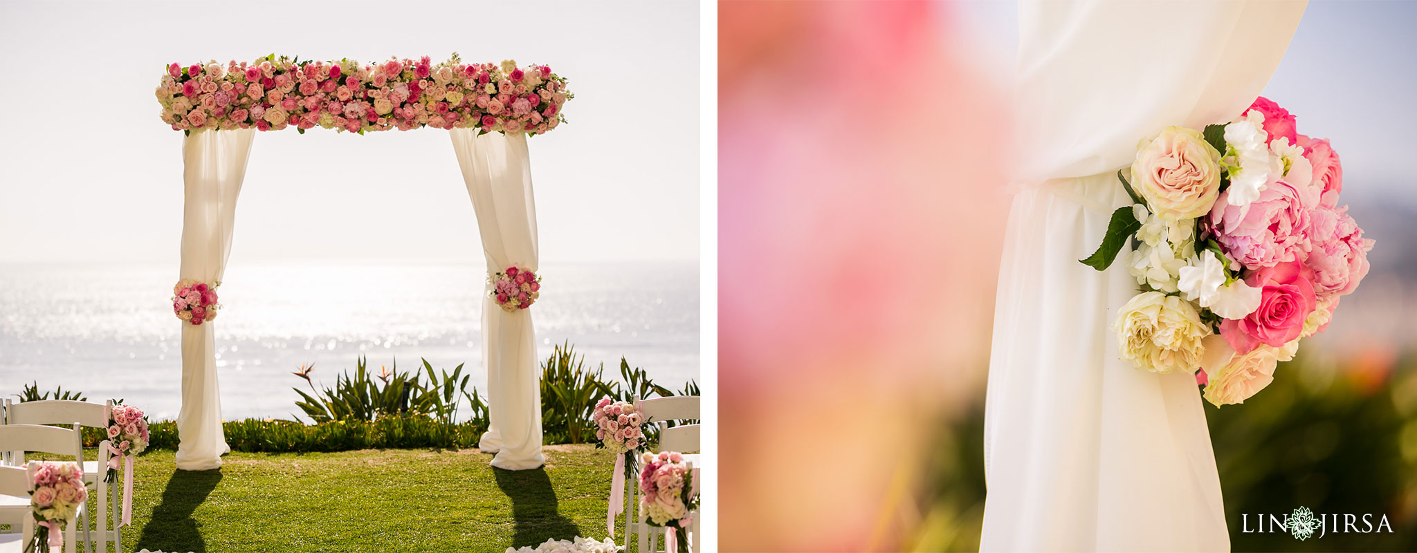 25 ritz carlton dana point wedding ceremony photography