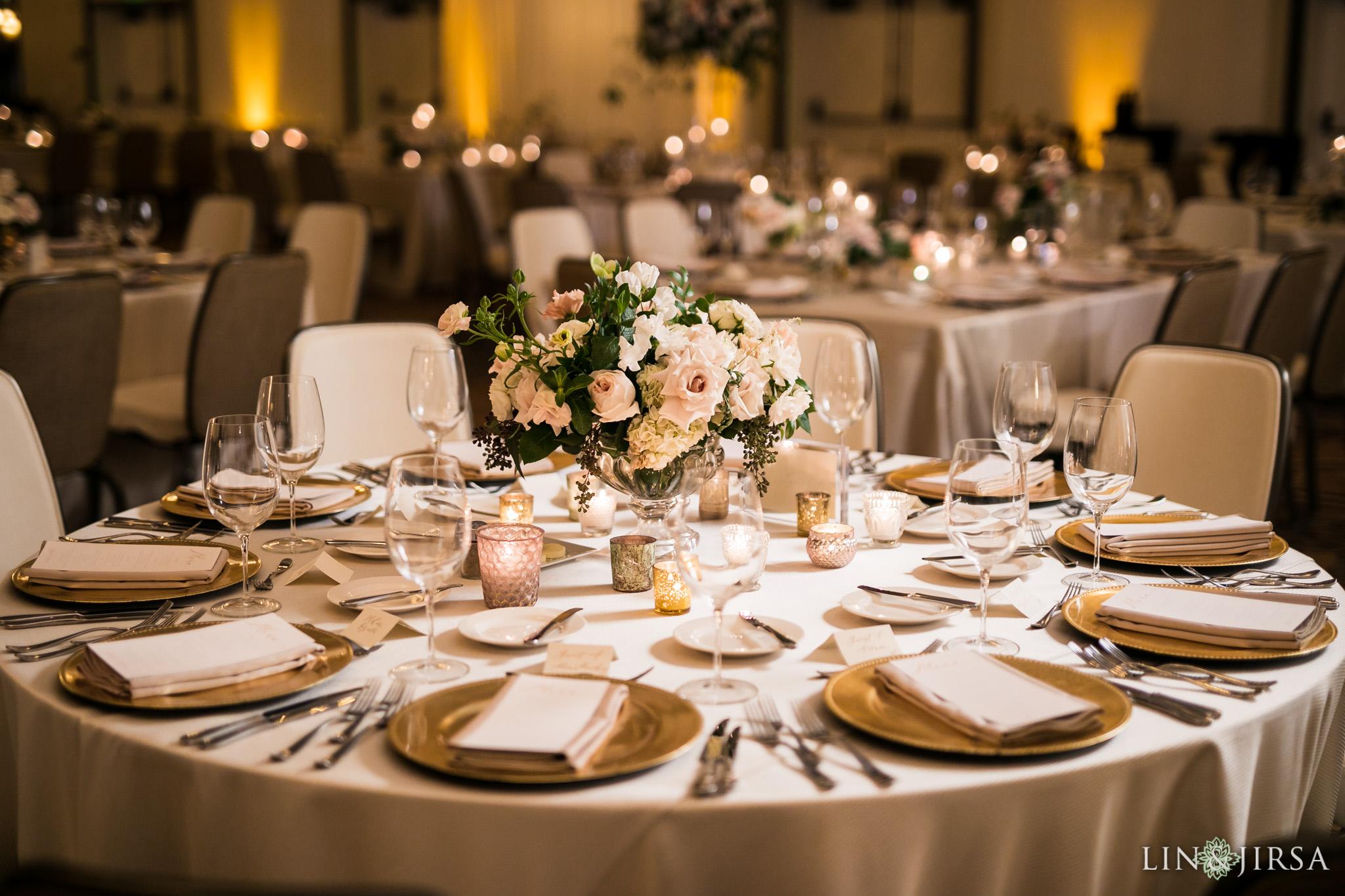 26 estancia la jolla hotel and spa wedding reception photography