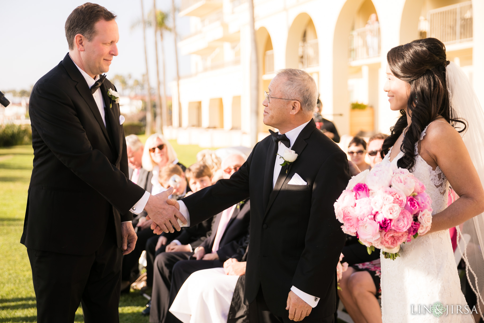 29 ritz carlton dana point wedding ceremony photography