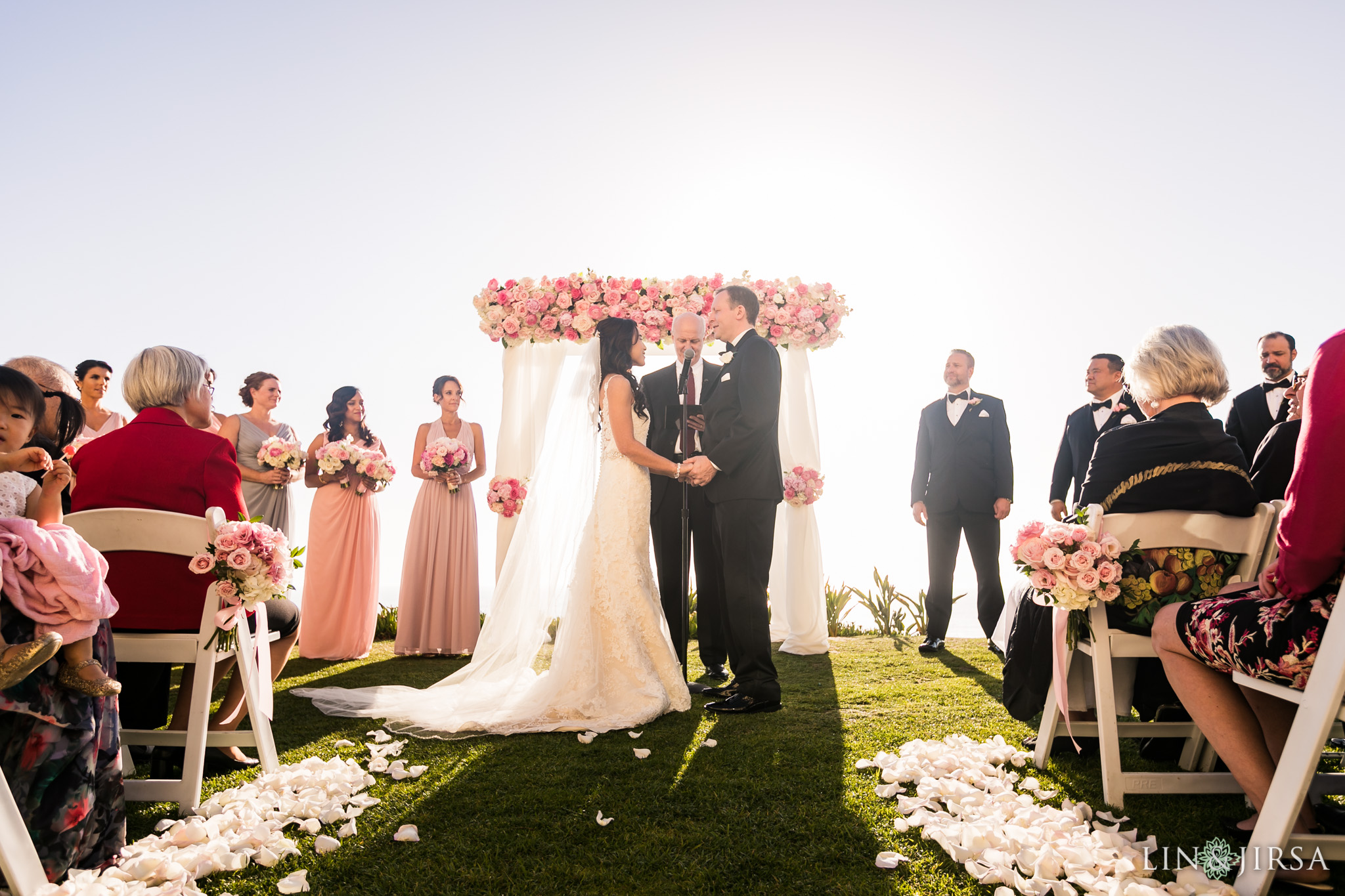 31 ritz carlton dana point wedding ceremony photography