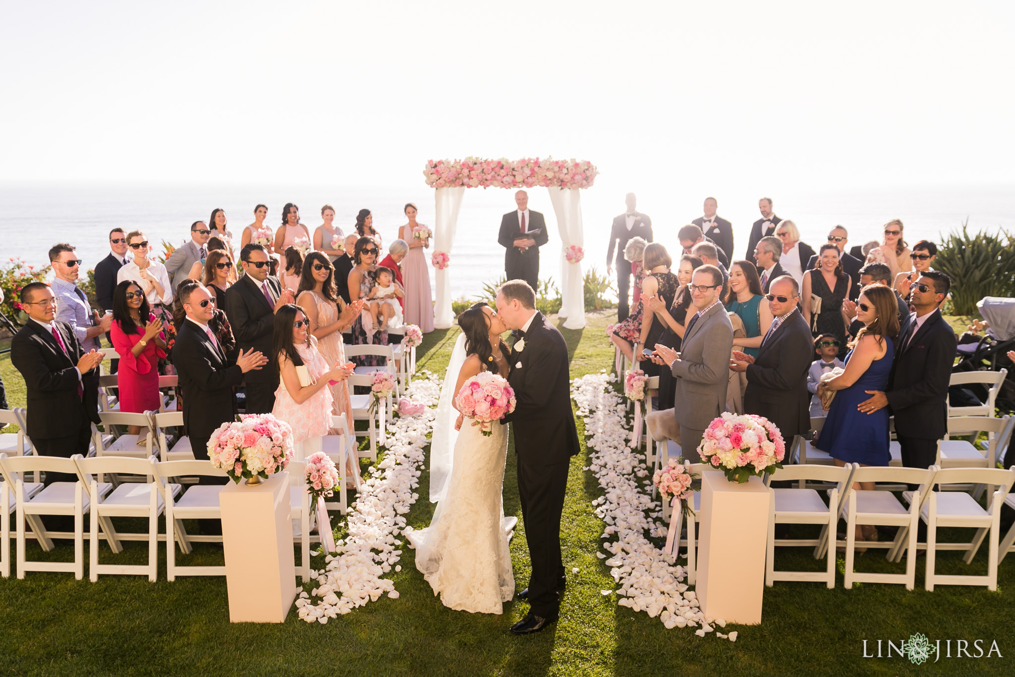 34 ritz carlton dana point wedding ceremony photography
