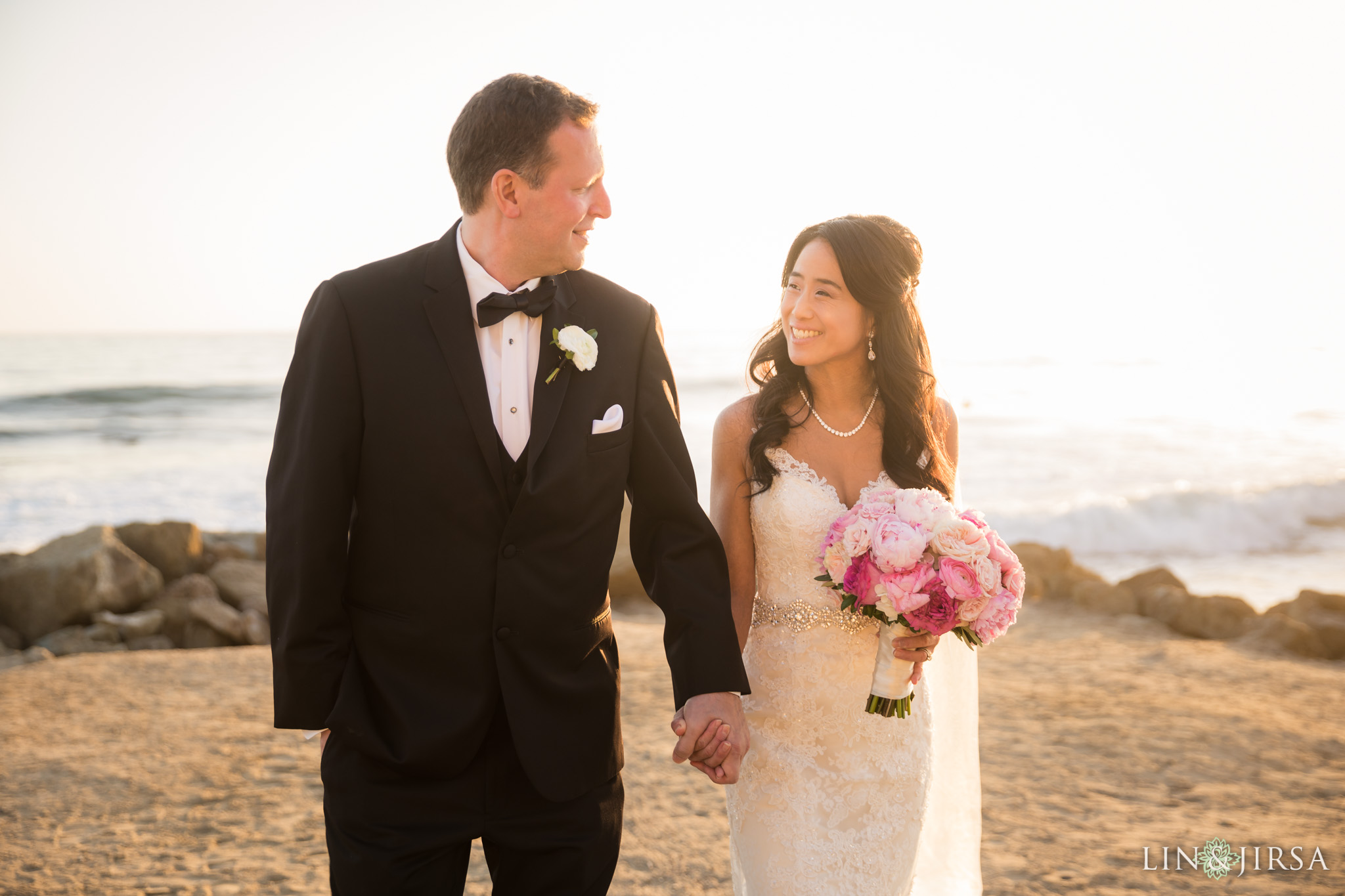 38 ritz carlton dana point wedding beach couple session photography