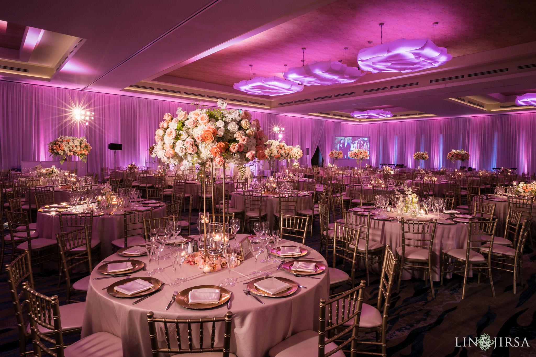 39 pasea hotel and spa huntington beach indian wedding reception photography