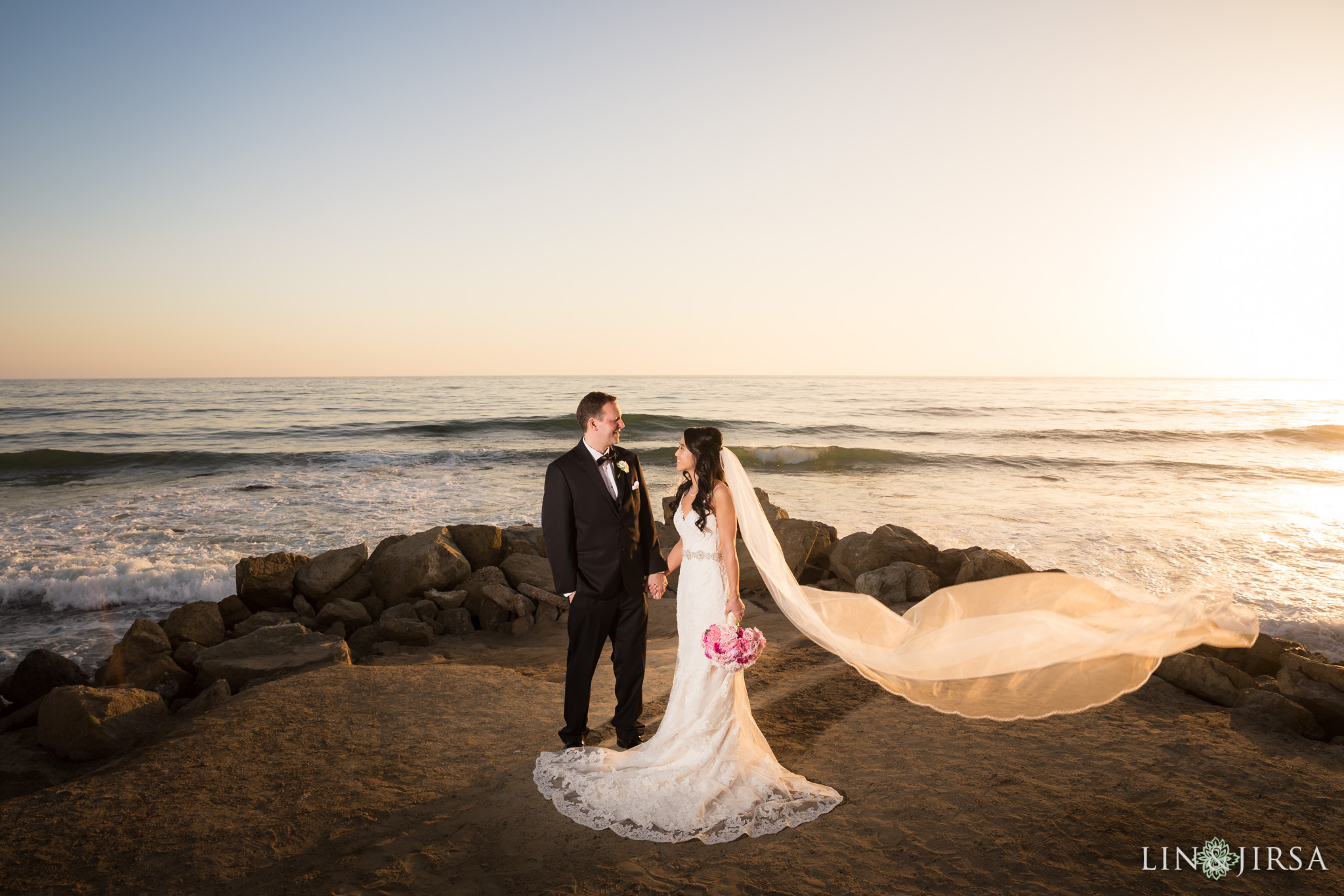 40 ritz carlton dana point wedding beach couple session photography