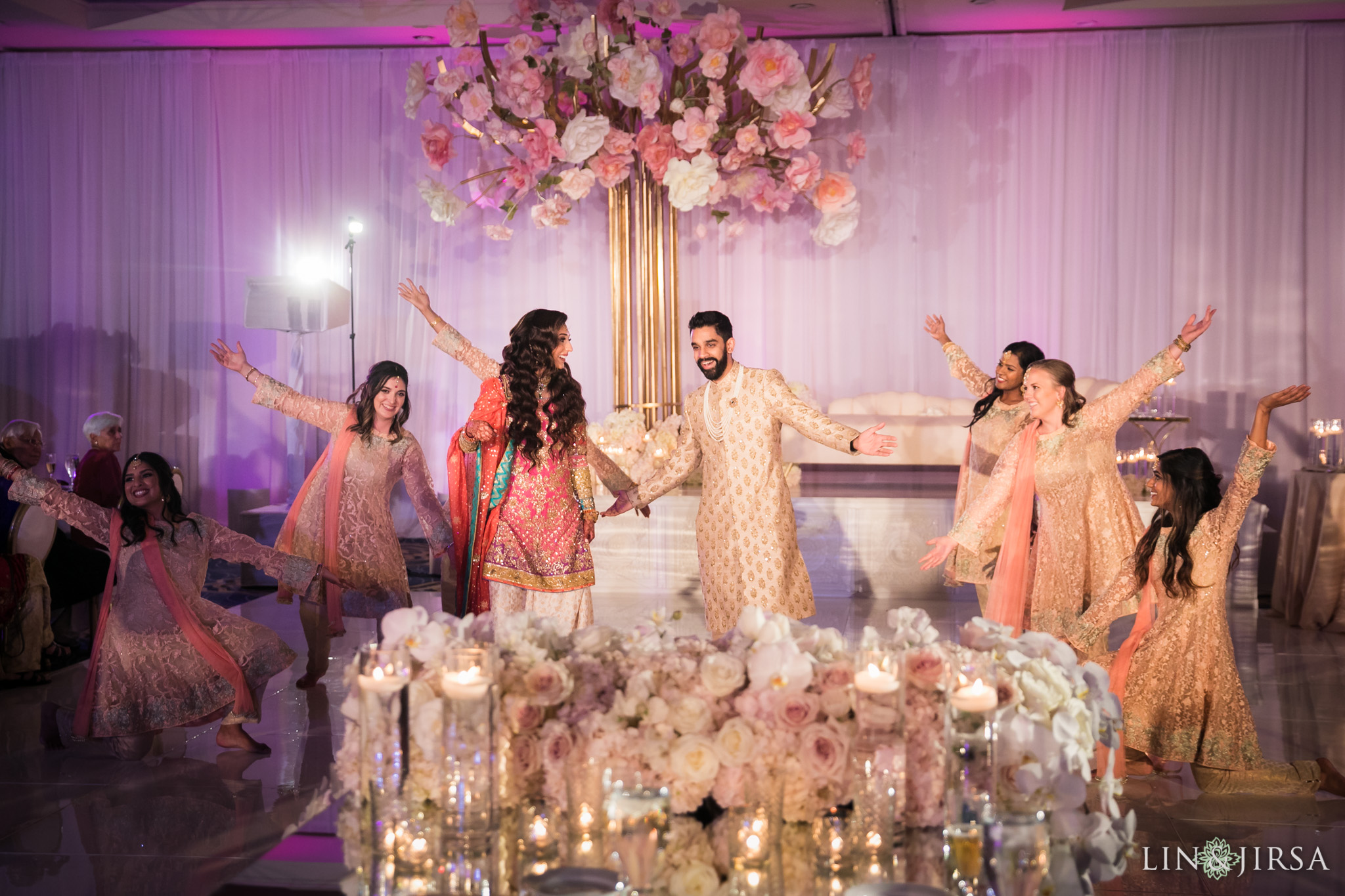 49 laguna cliffs marriott muslim wedding reception photography