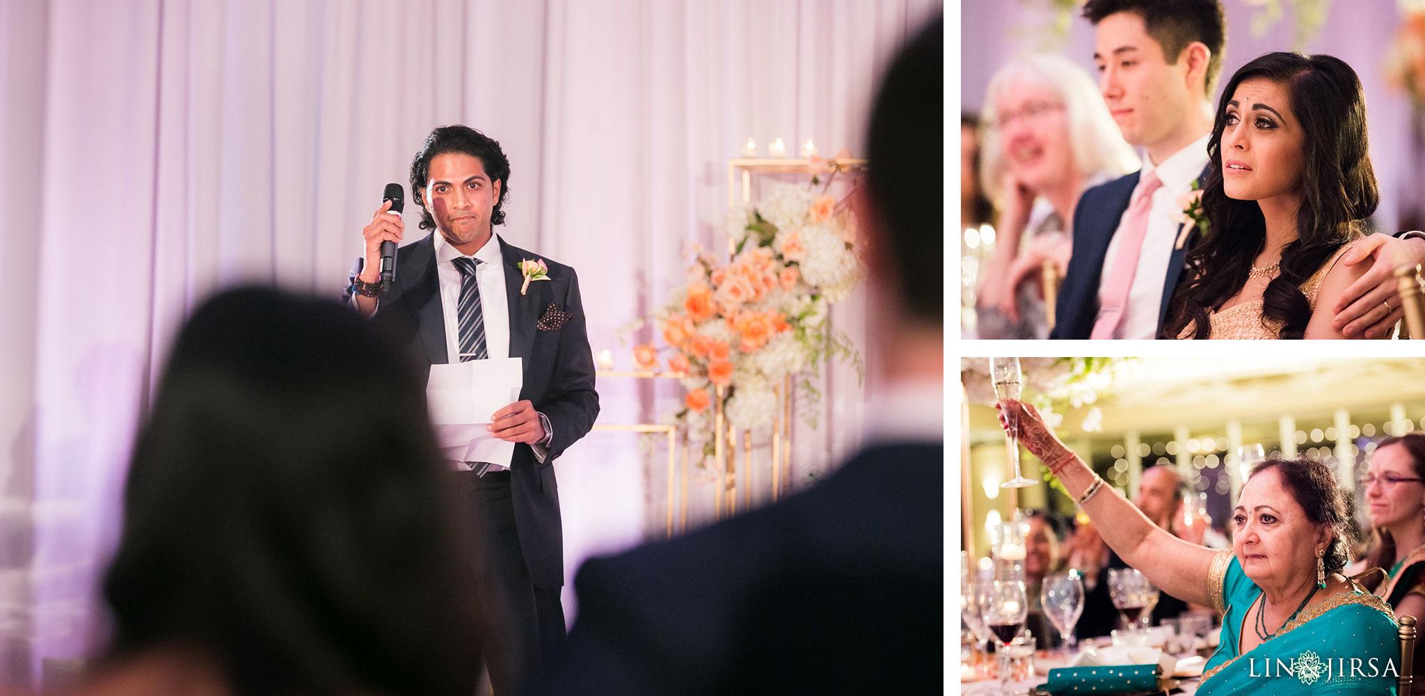 52 pasea hotel and spa huntington beach indian wedding reception photography