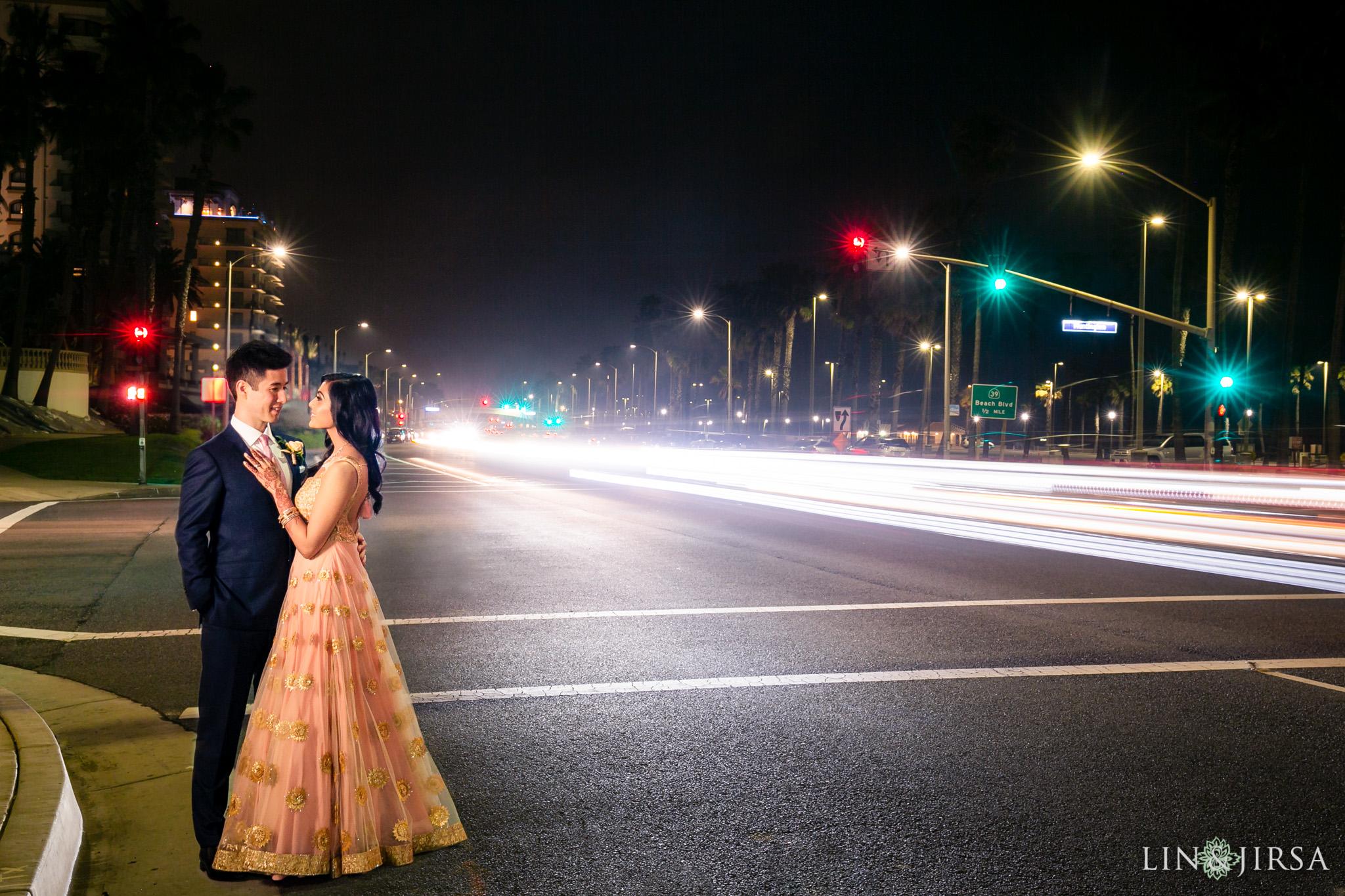 56 pasea hotel and spa huntington beach indian wedding photography