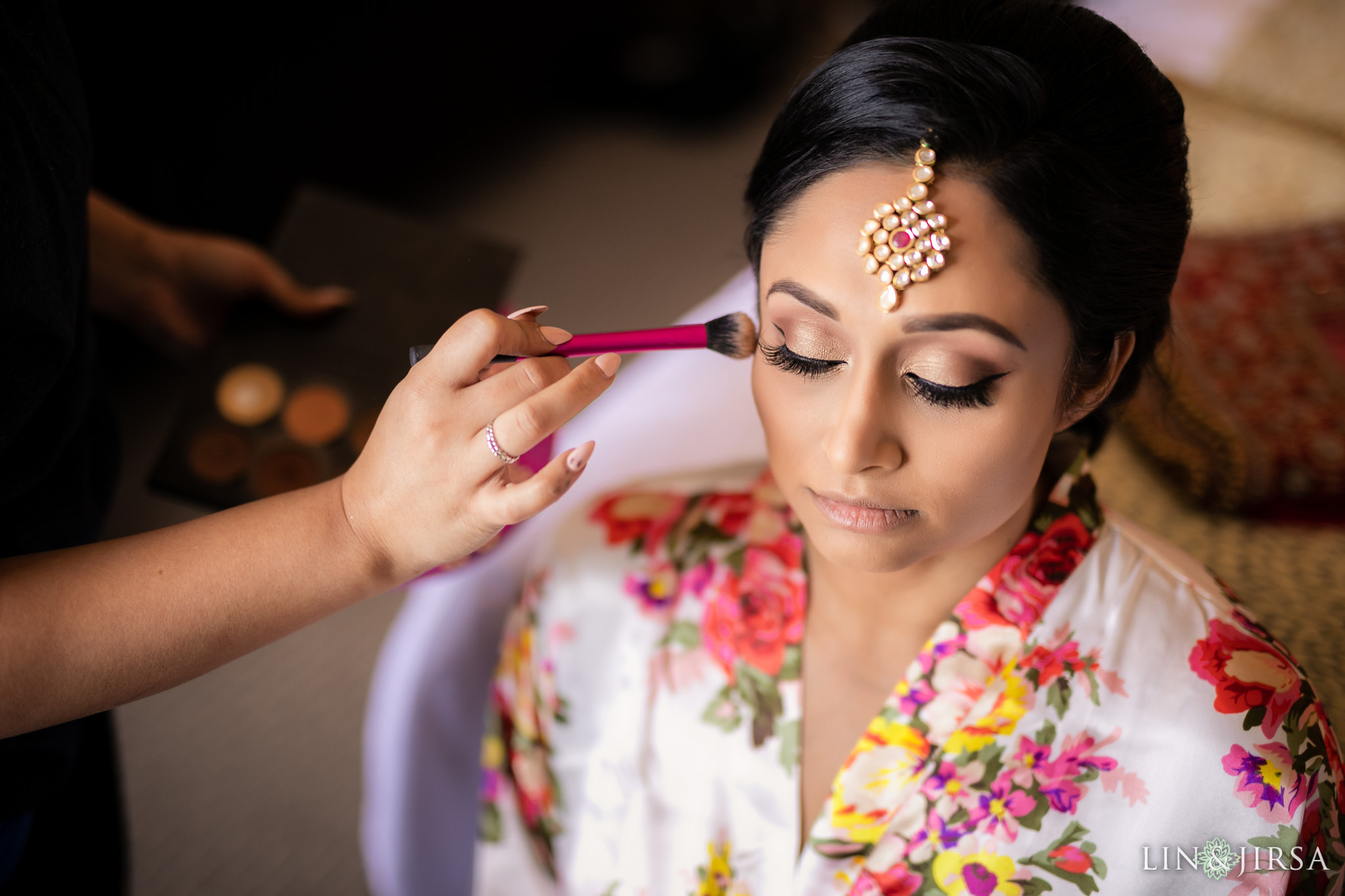 02 loews coronado bay resort indian bride wedding photography