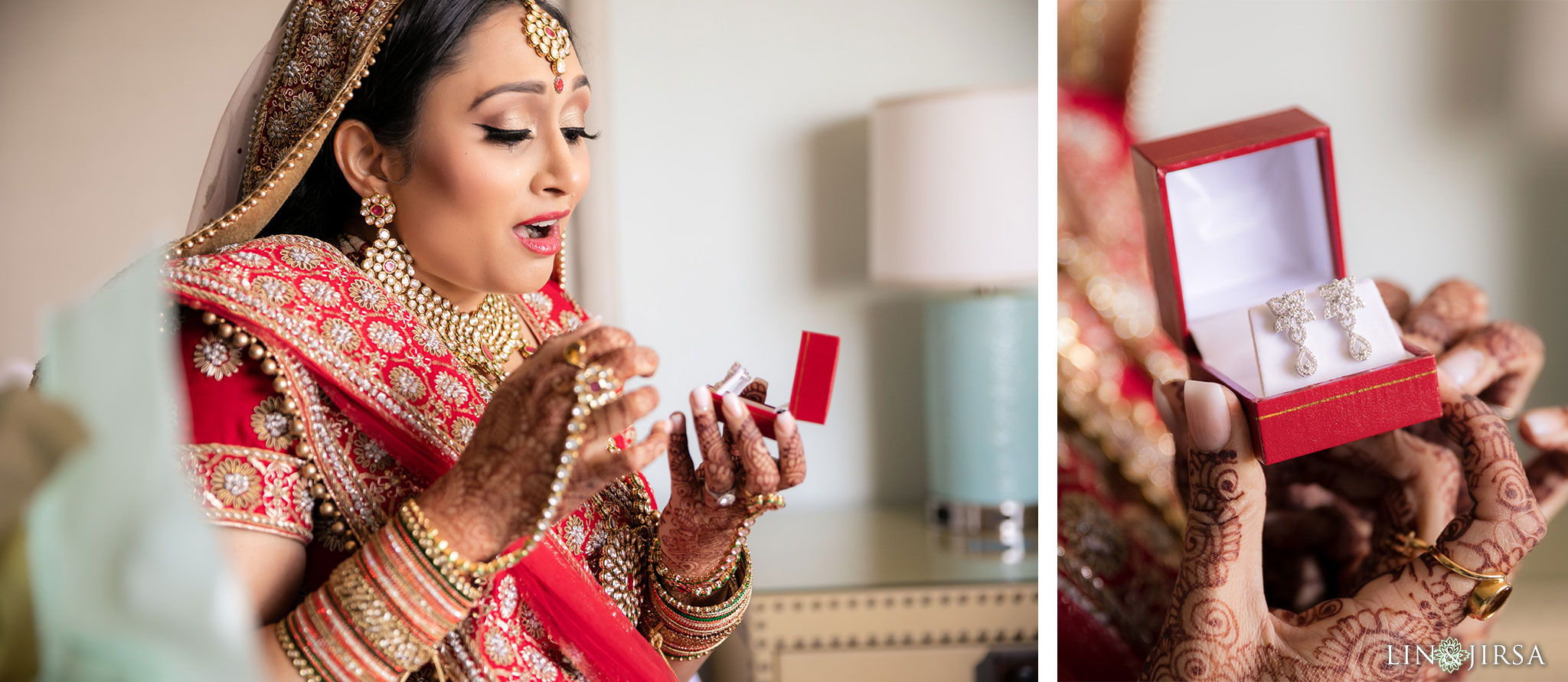 05 loews coronado bay resort indian bride wedding photography