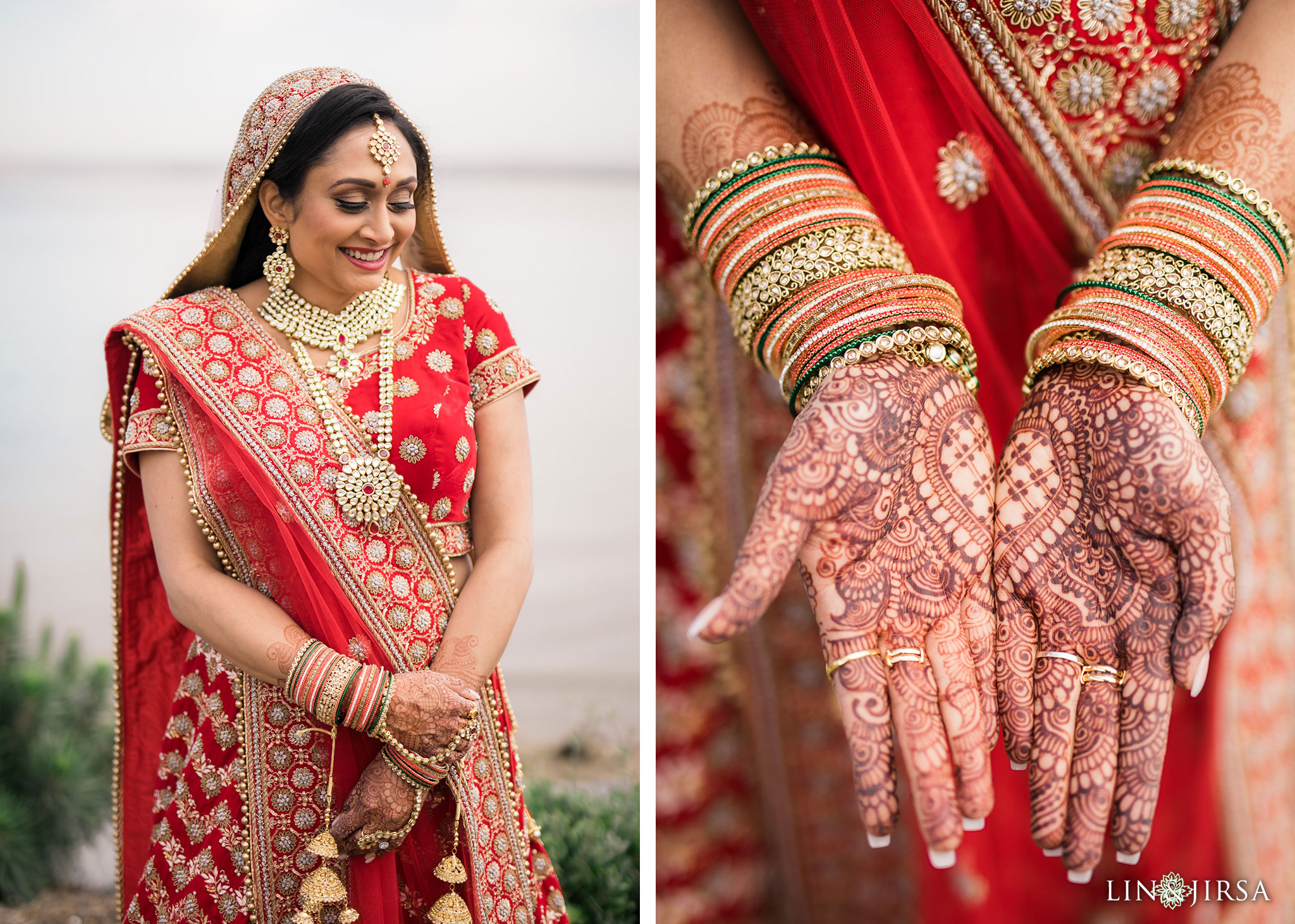07 loews coronado bay resort indian bride wedding photography