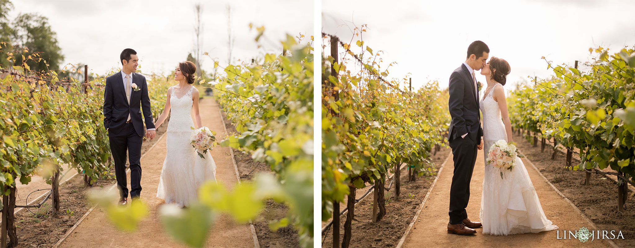 14 turnip rose promenade orange county vineyard wedding photography